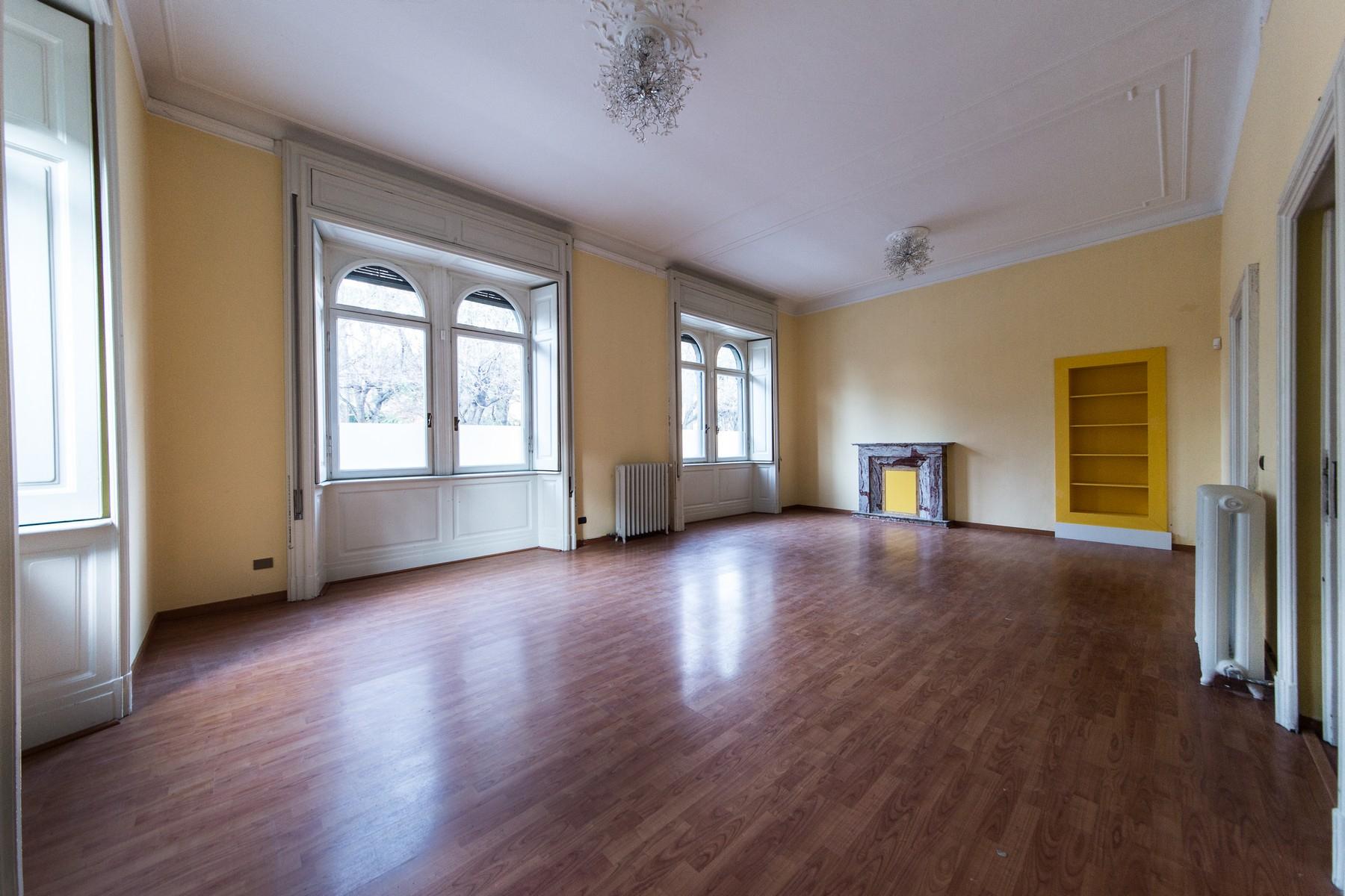 Appartamento in Vendita a Como: 5 locali, 230 mq - Foto 5