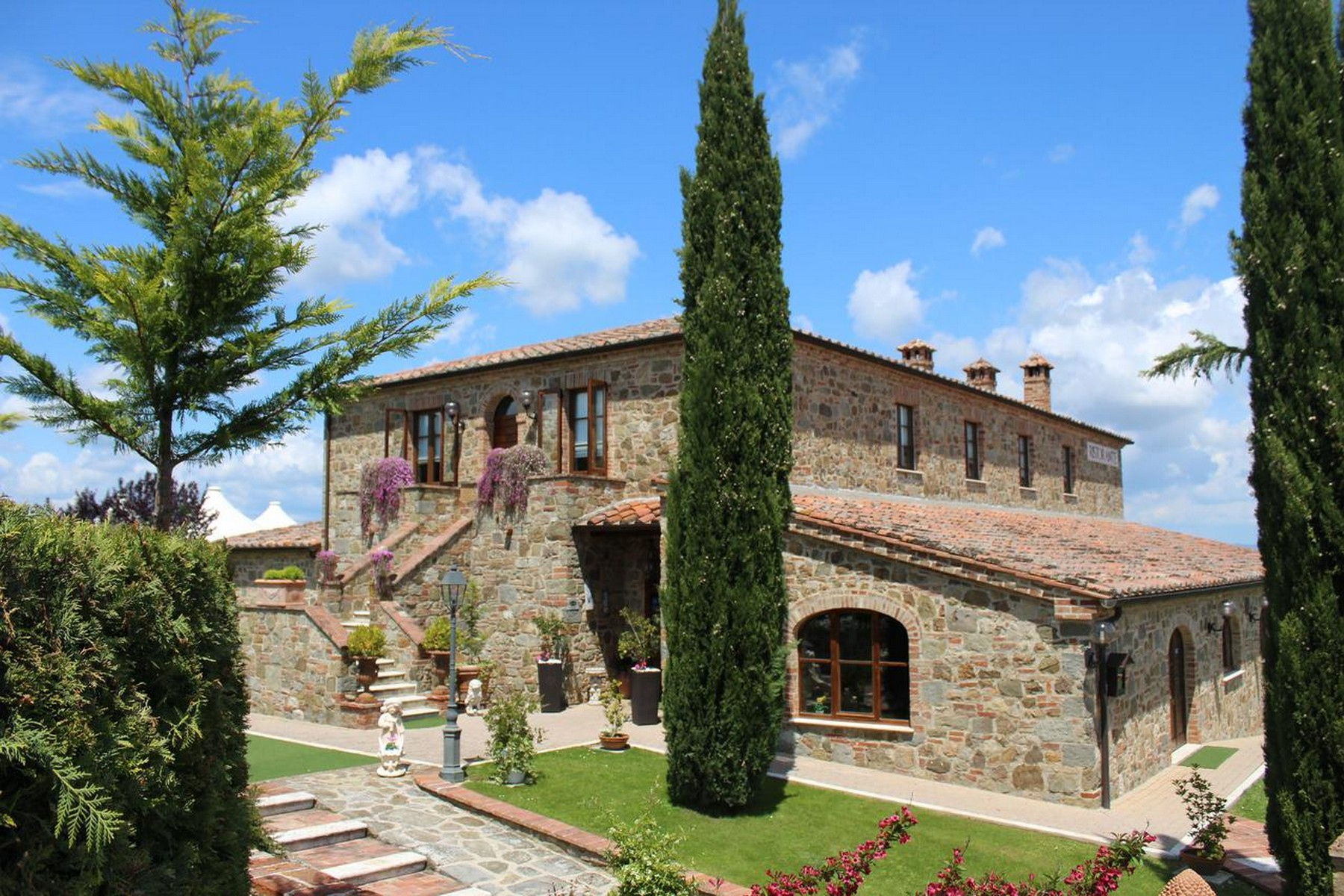 Villa in Vendita a Torrita Di Siena: 5 locali, 800 mq - Foto 1