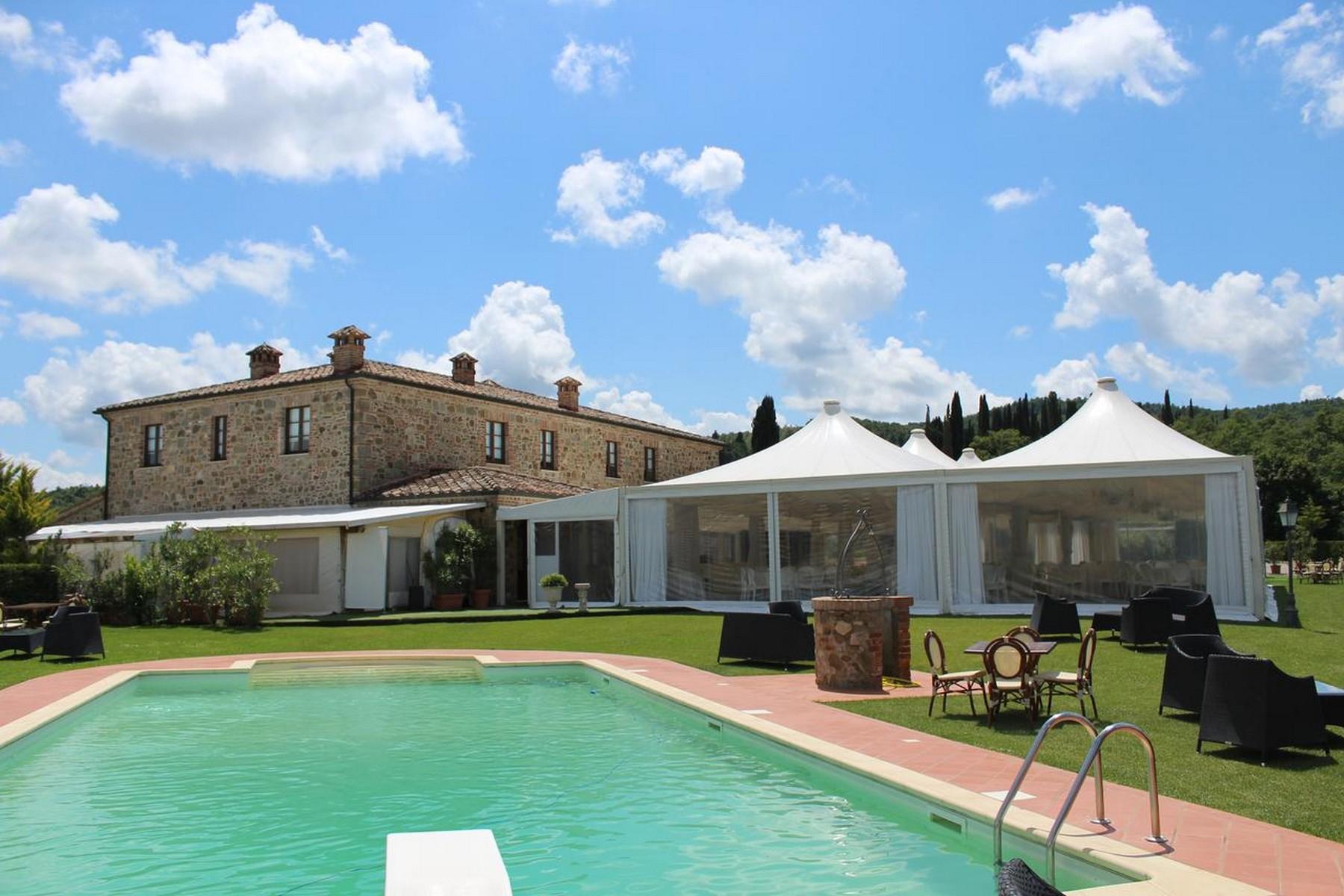 Villa in Vendita a Torrita Di Siena: 5 locali, 800 mq - Foto 9