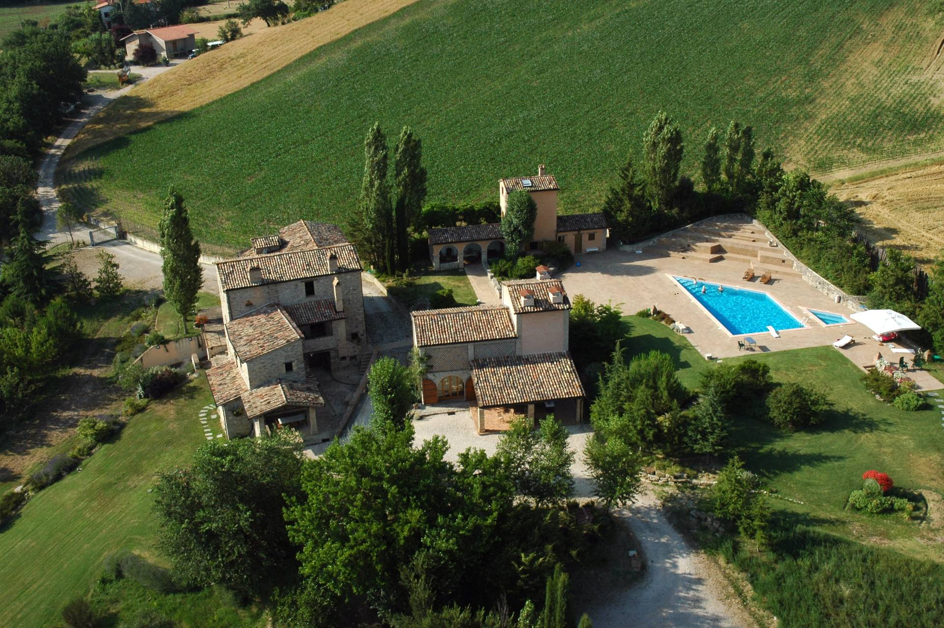 Rustico in Vendita a Montone: 5 locali, 700 mq - Foto 8