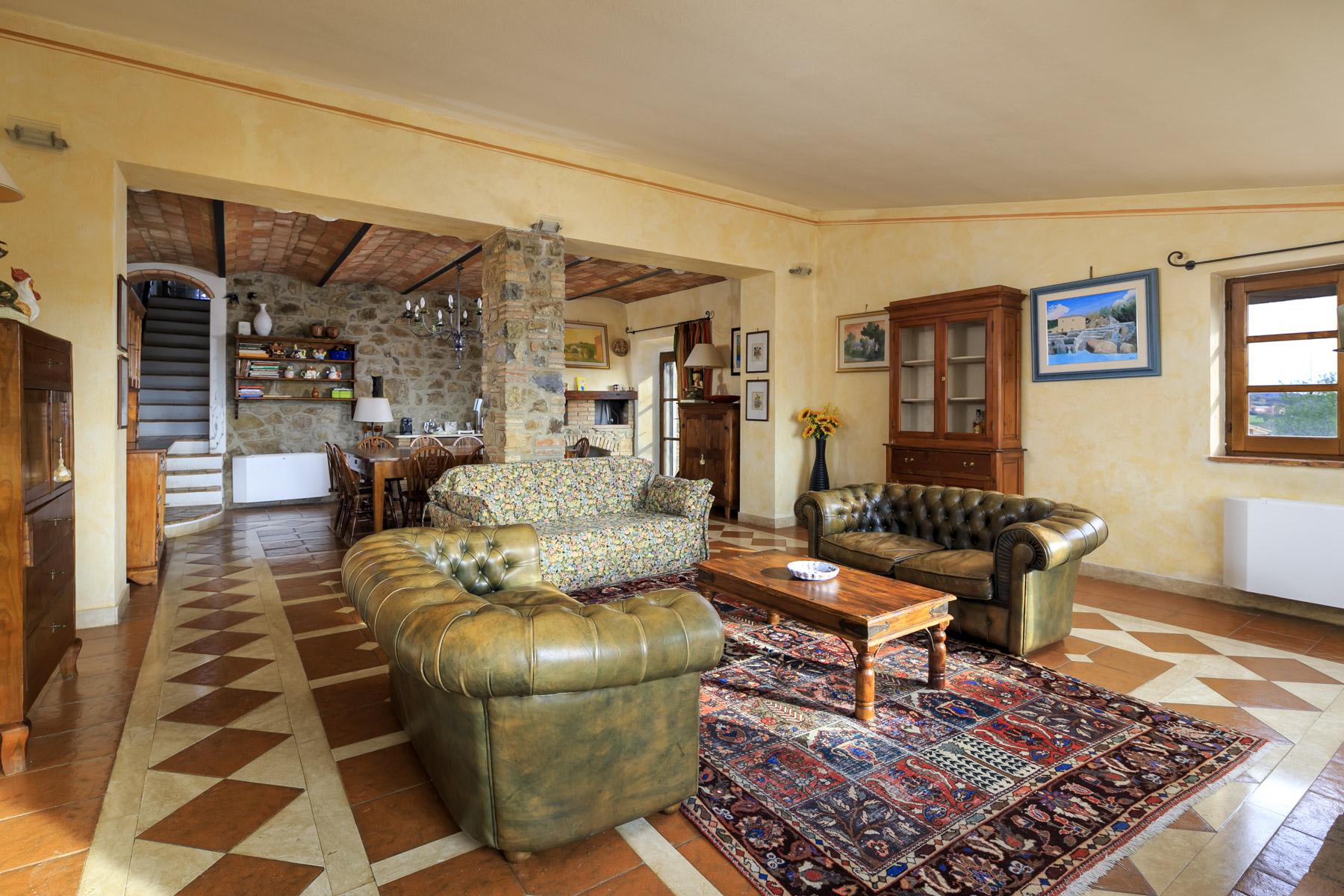 Rustico in Vendita a Manciano: 5 locali, 500 mq - Foto 16