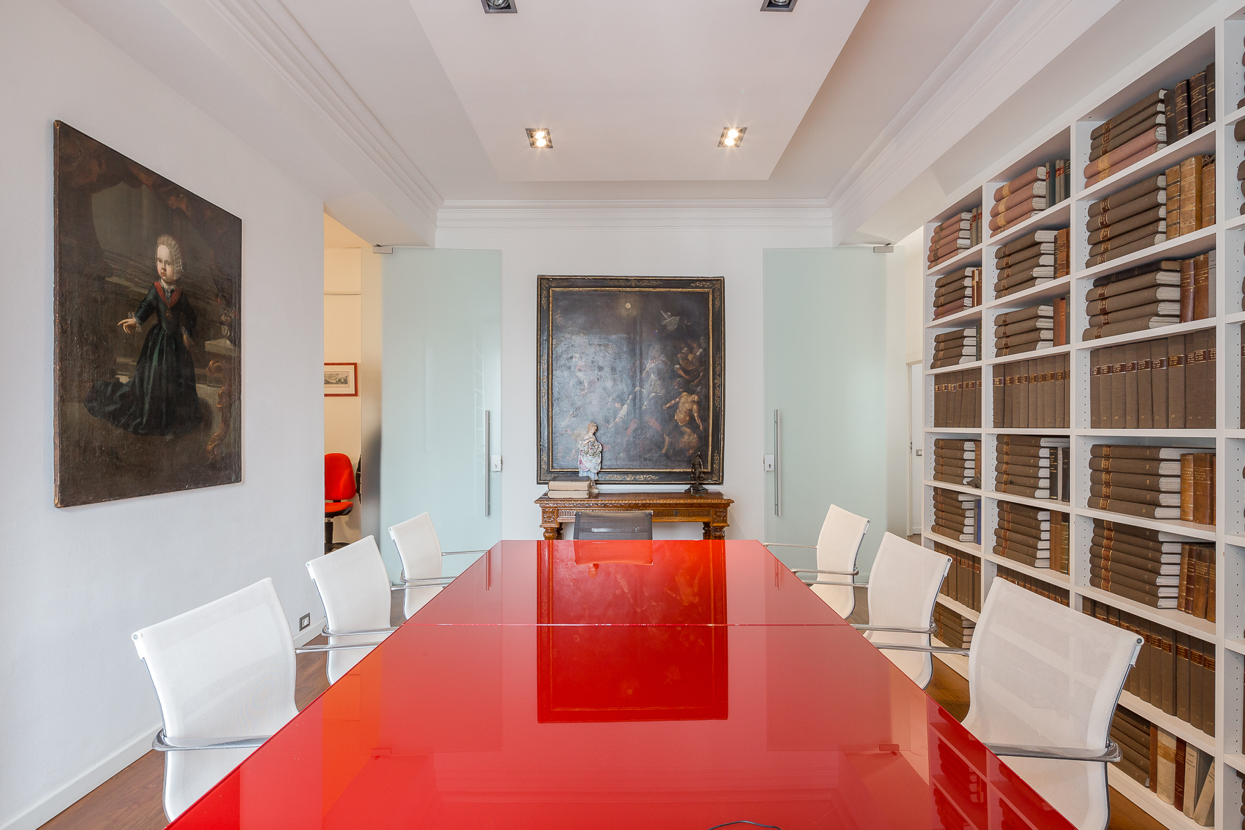 Ufficio-studio in Affitto a Milano 01 Centro storico (Cerchia dei Navigli): 5 locali, 136 mq