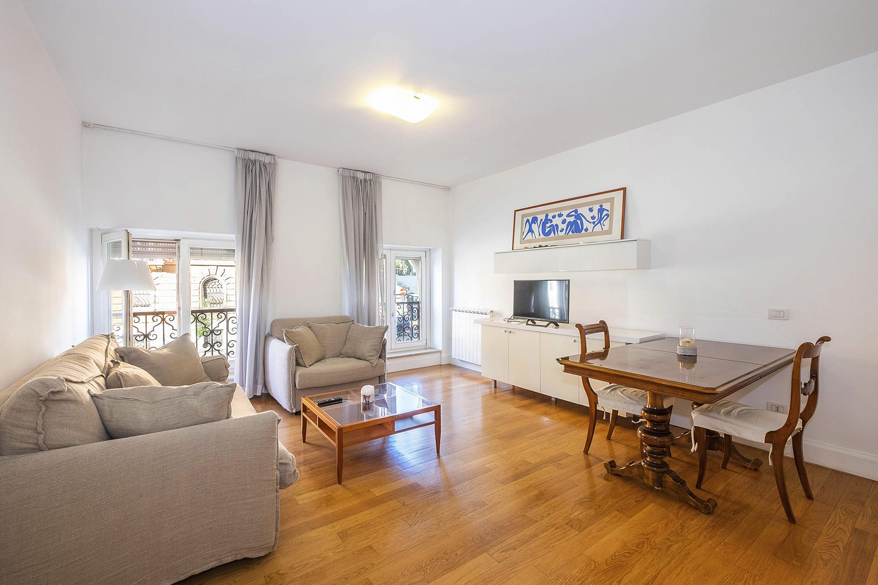 Appartamento in Affitto a Roma 02 Parioli / Pinciano / Flaminio: 2 locali, 50 mq