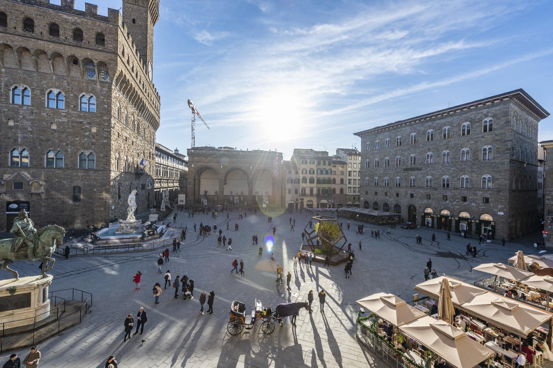 Appartamento in Affitto a Firenze Centro:  3 locali, 90 mq  - Foto 1
