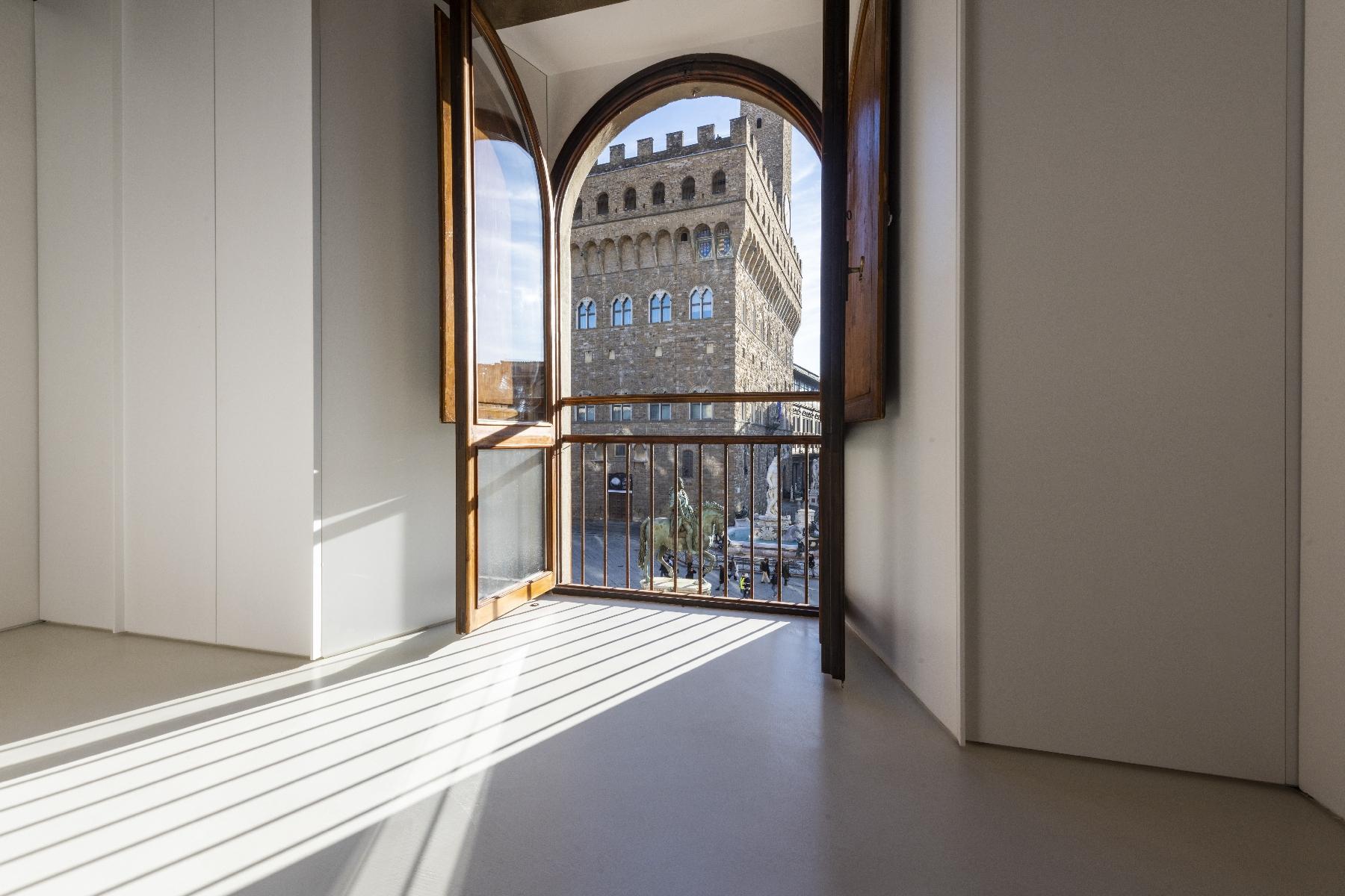 Appartamento in Affitto a Firenze via ghibellina