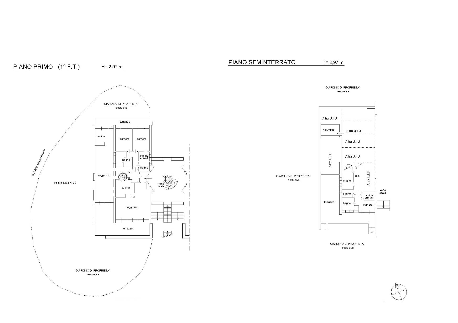 Appartamento in Vendita a Torino: 5 locali, 290 mq - Foto 28