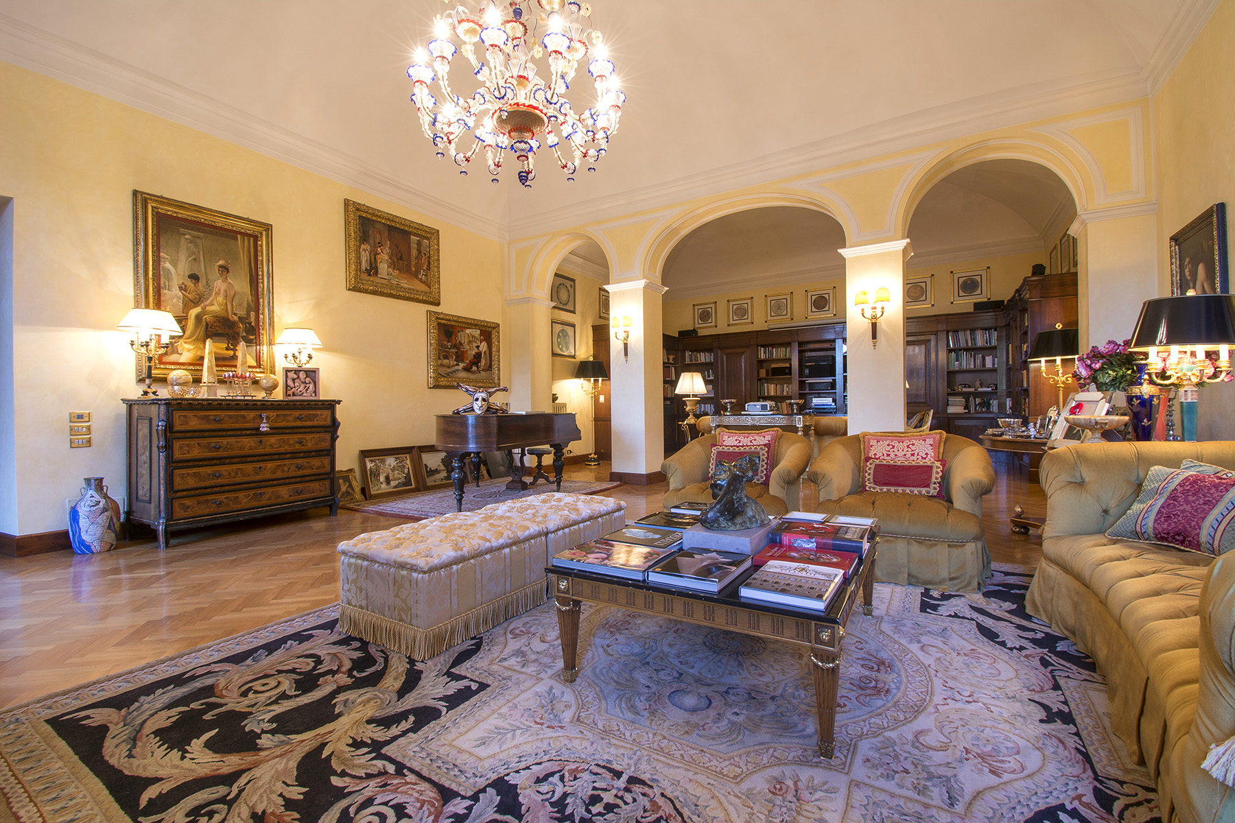 Appartamento in Vendita a Firenze via della petraia