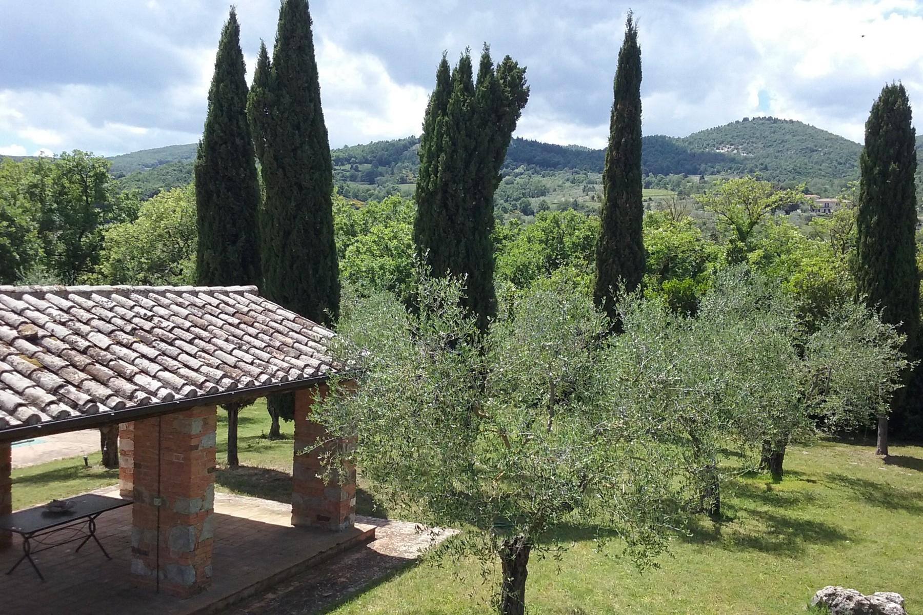 Rustico in Vendita a San Casciano Dei Bagni: 5 locali, 350 mq - Foto 6