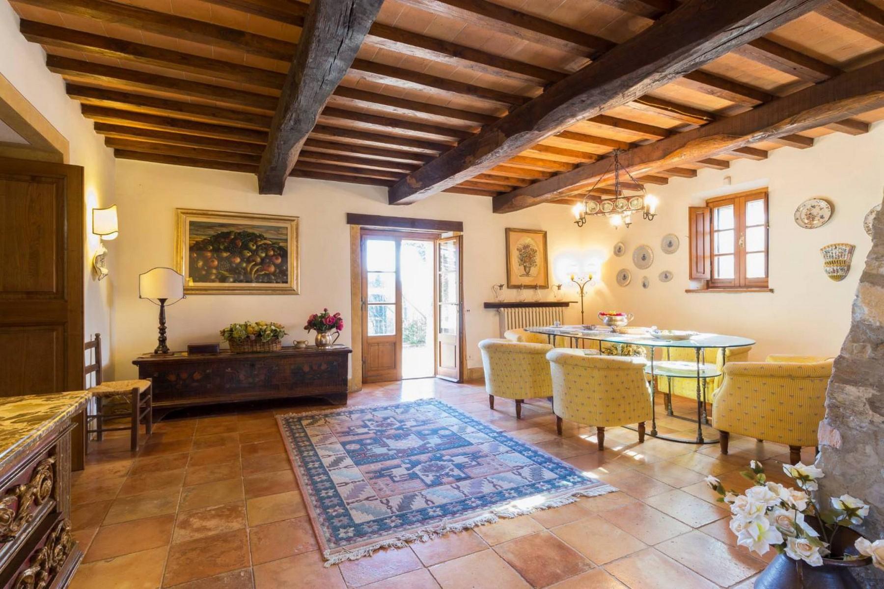 Rustico in Vendita a San Casciano Dei Bagni: 5 locali, 350 mq - Foto 7