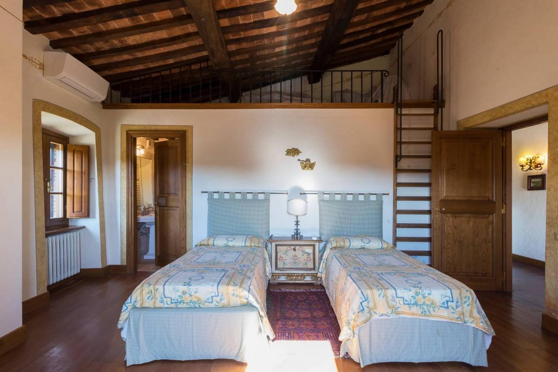 Rustico in Vendita a San Casciano Dei Bagni: 5 locali, 350 mq - Foto 13