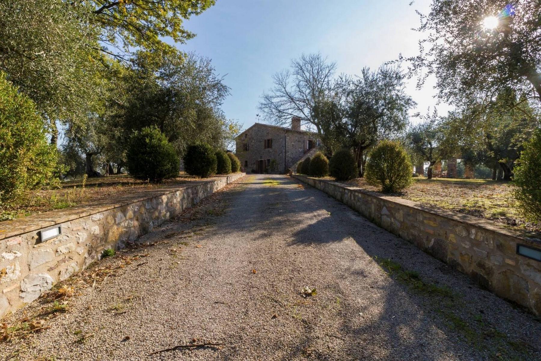 Rustico in Vendita a San Casciano Dei Bagni: 5 locali, 350 mq - Foto 17
