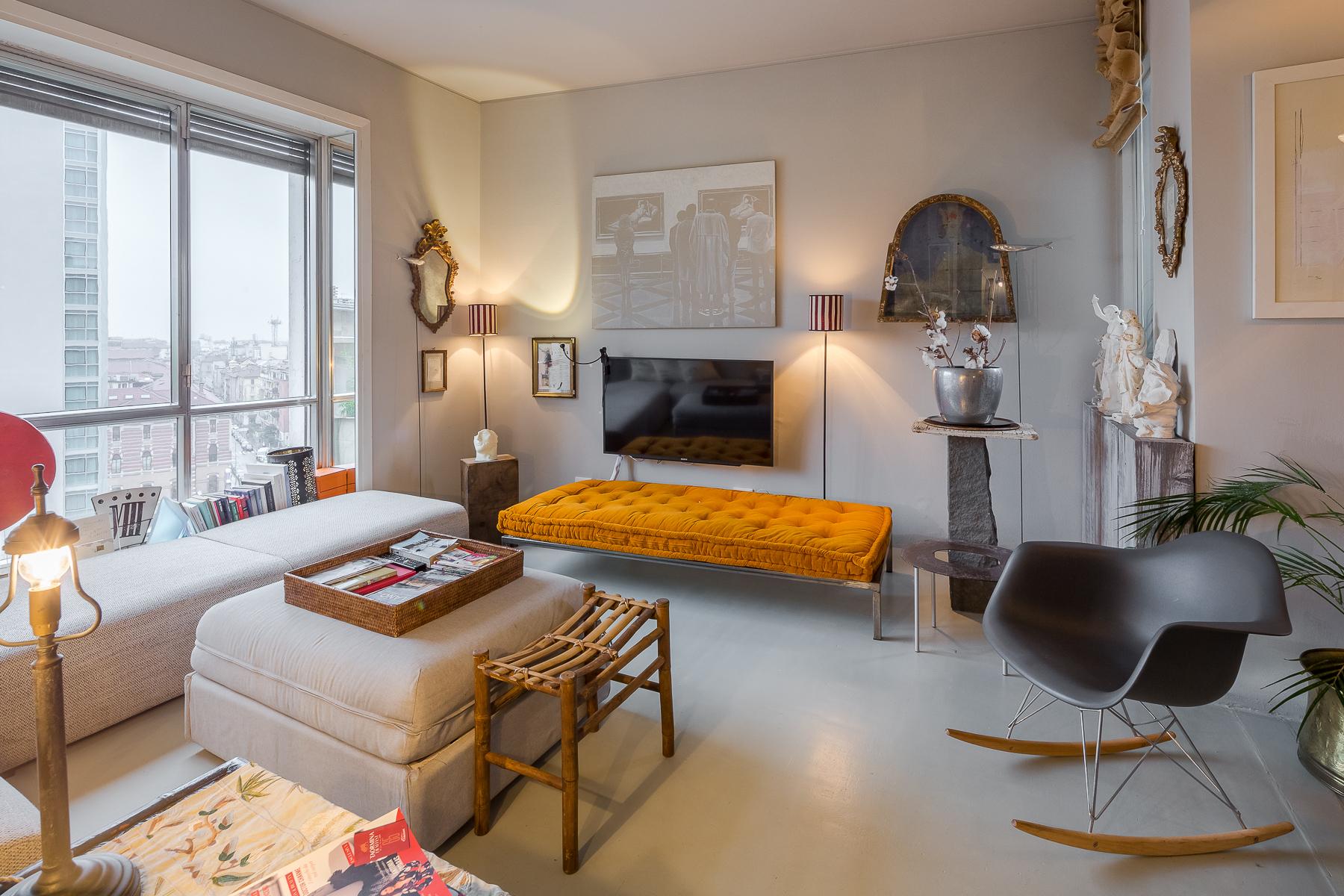 Appartamento in Vendita a Milano via giovanni battista pirelli