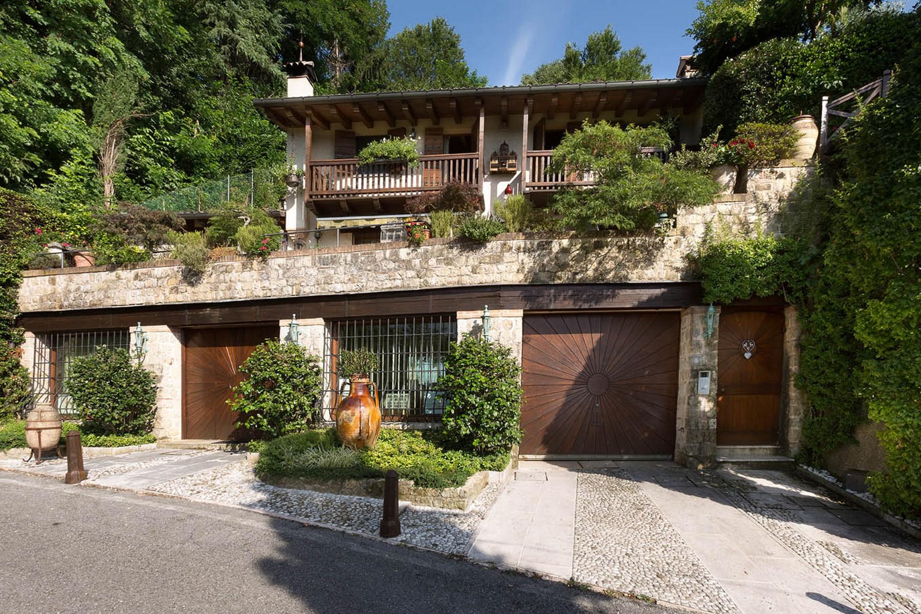 Villa in Vendita a Asolo via sottocastello