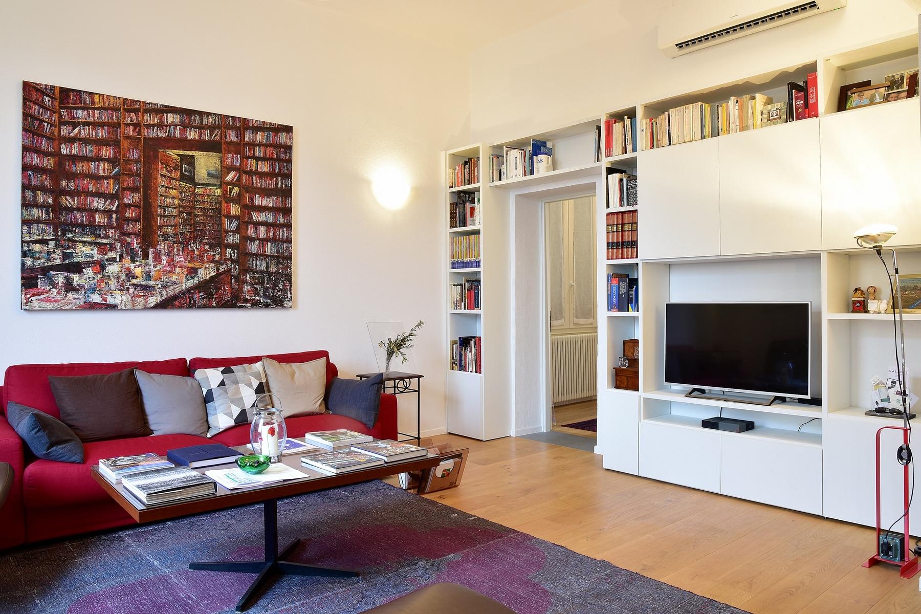 Appartamento in Affitto a Firenze: 4 locali, 145 mq - Foto 4