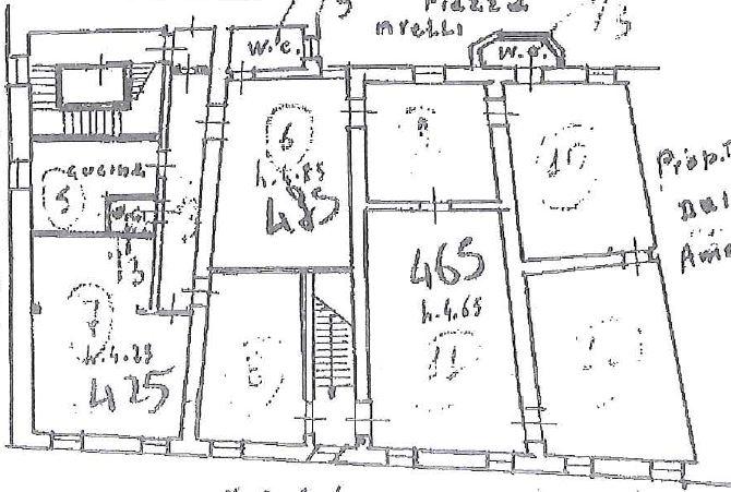 Palazzo in Vendita a Volterra: 5 locali, 600 mq - Foto 20