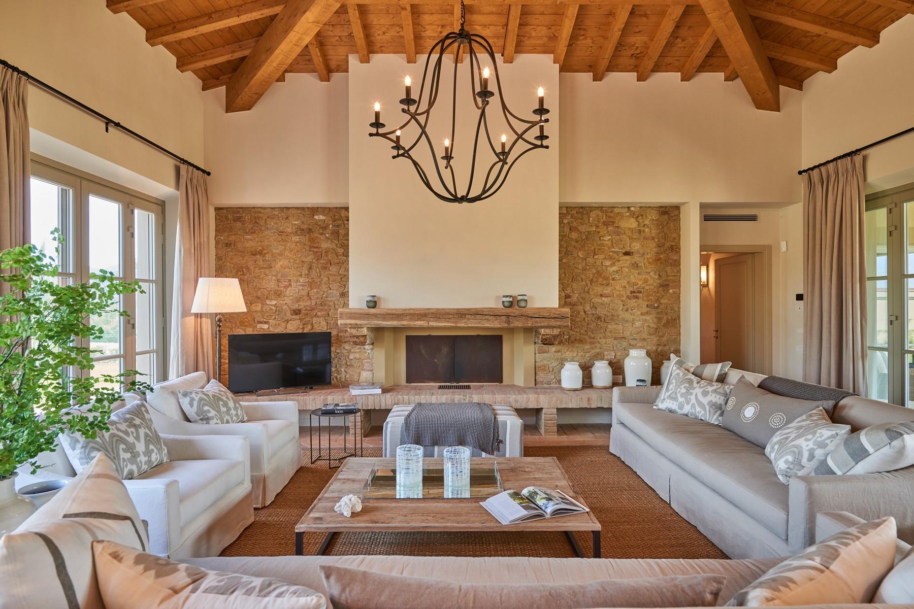 Villa in Vendita a Montaione: 5 locali, 360 mq - Foto 6