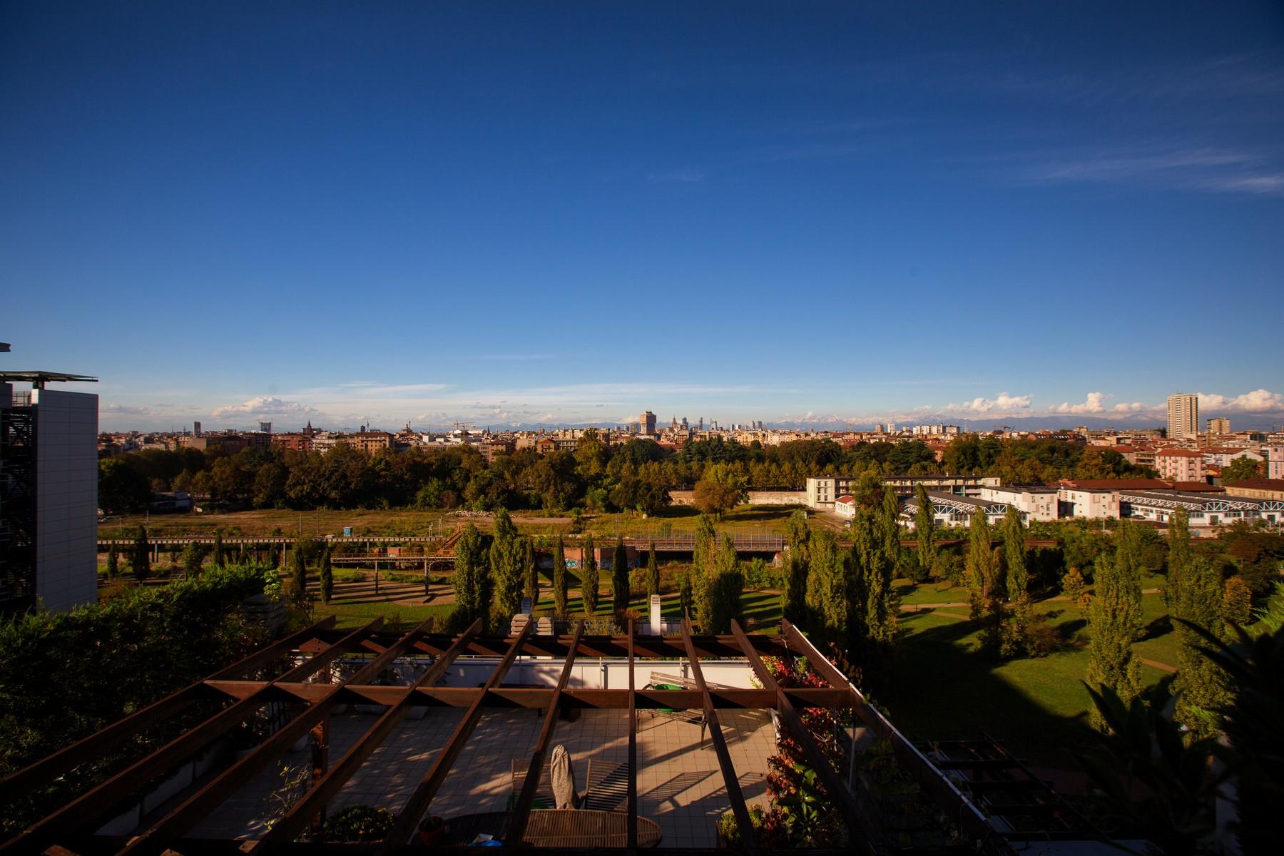 Attico in Vendita a Milano: 5 locali, 400 mq - Foto 24
