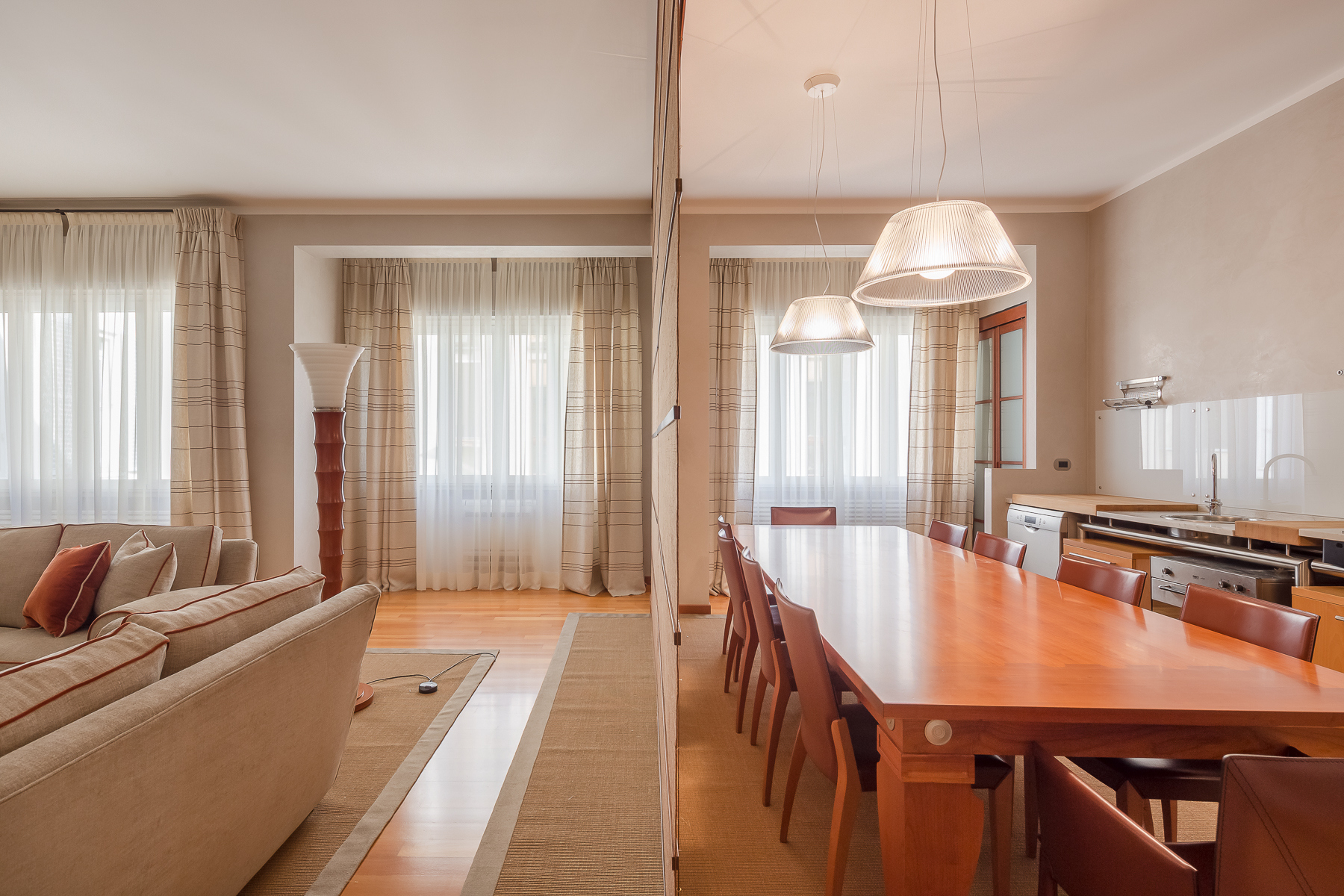 Appartamento in Affitto a Milano: 3 locali, 150 mq - Foto 6
