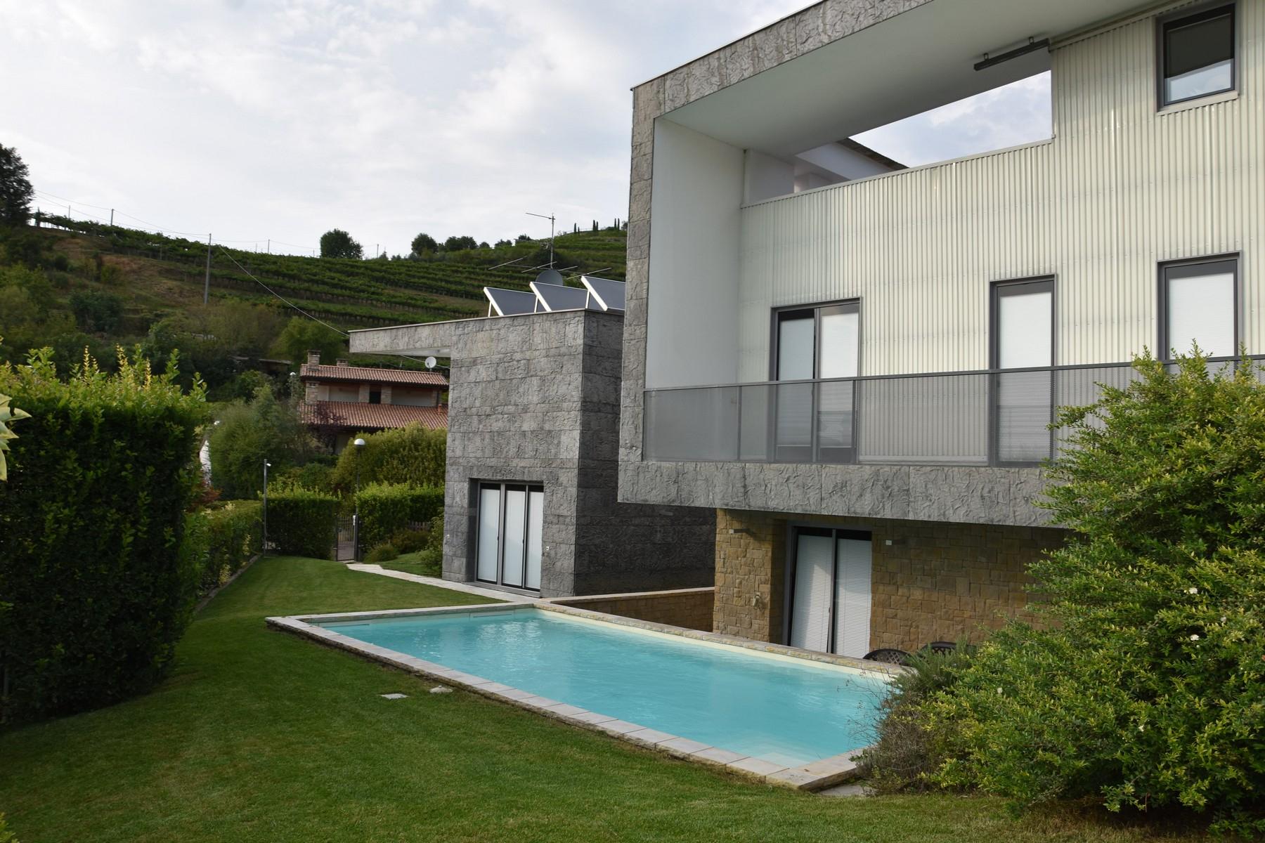 Villa in Vendita a Gussago: 5 locali, 618 mq - Foto 10