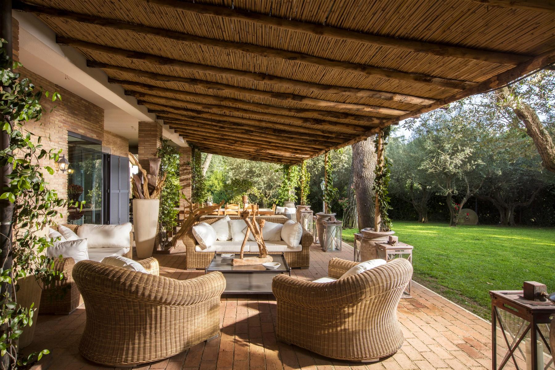 Villa in Vendita a Roma: 5 locali, 1200 mq - Foto 7