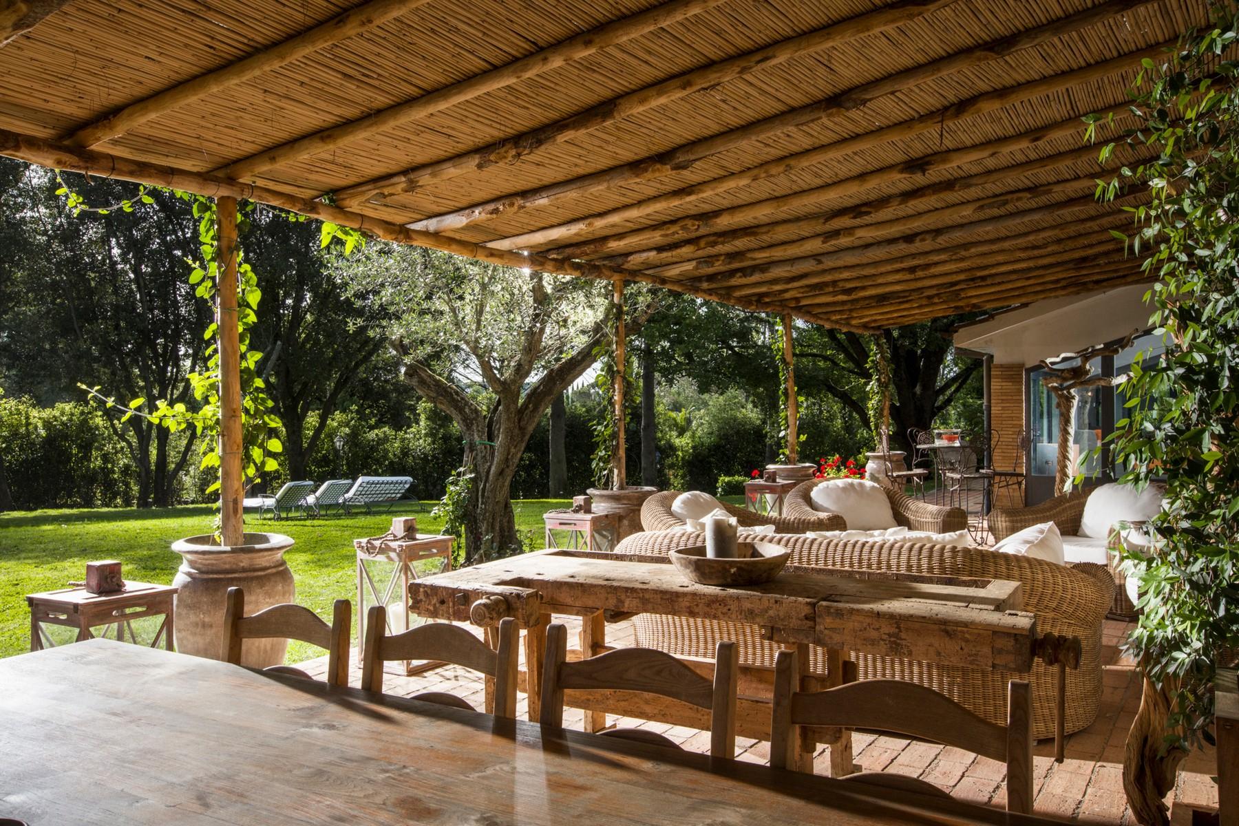 Villa in Vendita a Roma: 5 locali, 1200 mq - Foto 8