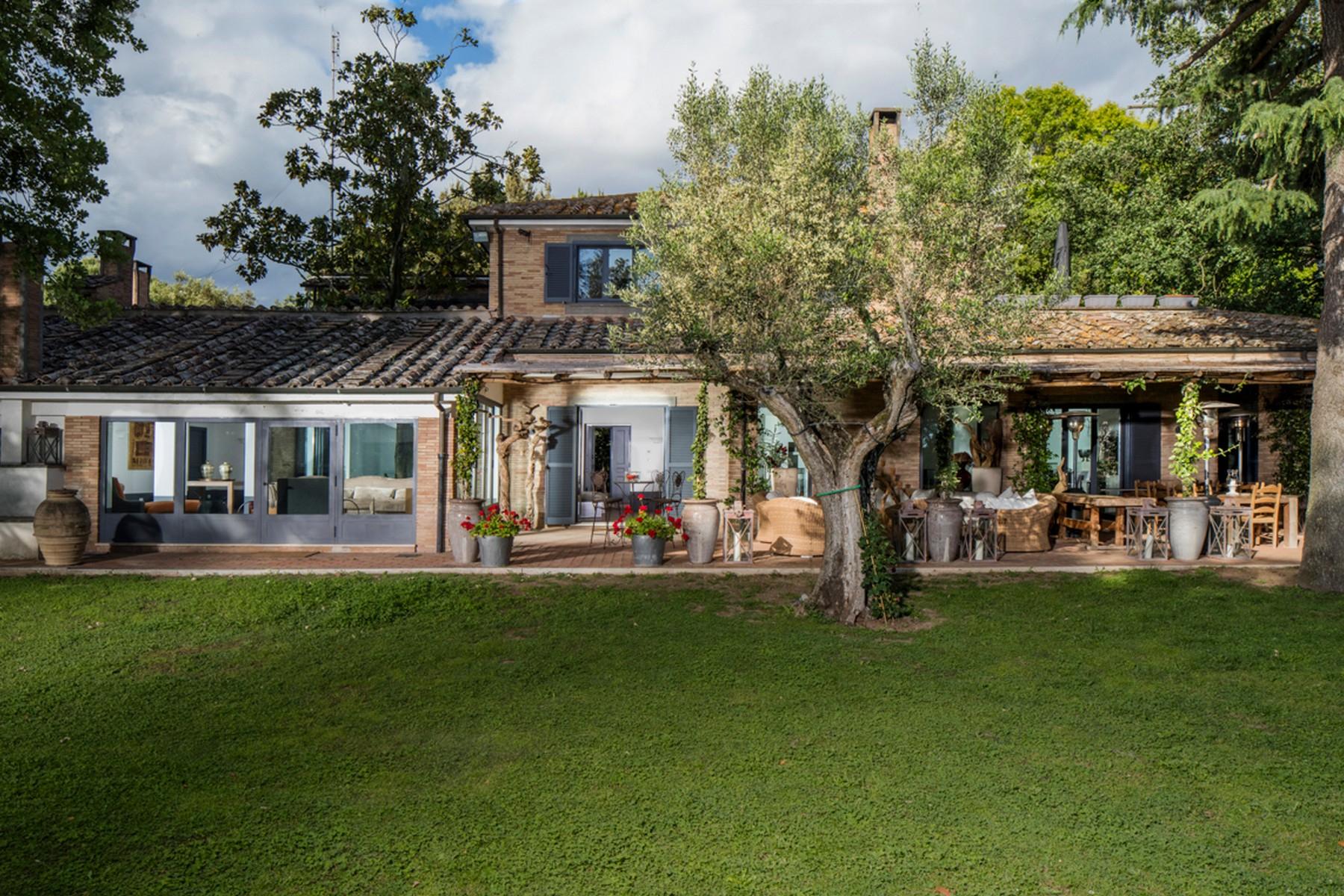 Villa in Vendita a Roma: 5 locali, 1200 mq - Foto 28