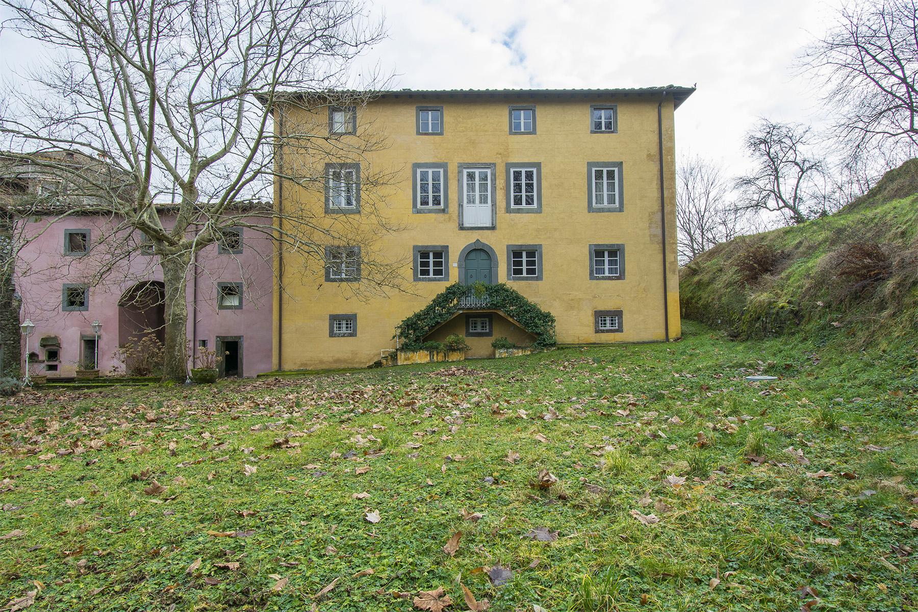 Villa in Vendita a Coreglia Antelminelli: 5 locali, 940 mq - Foto 23