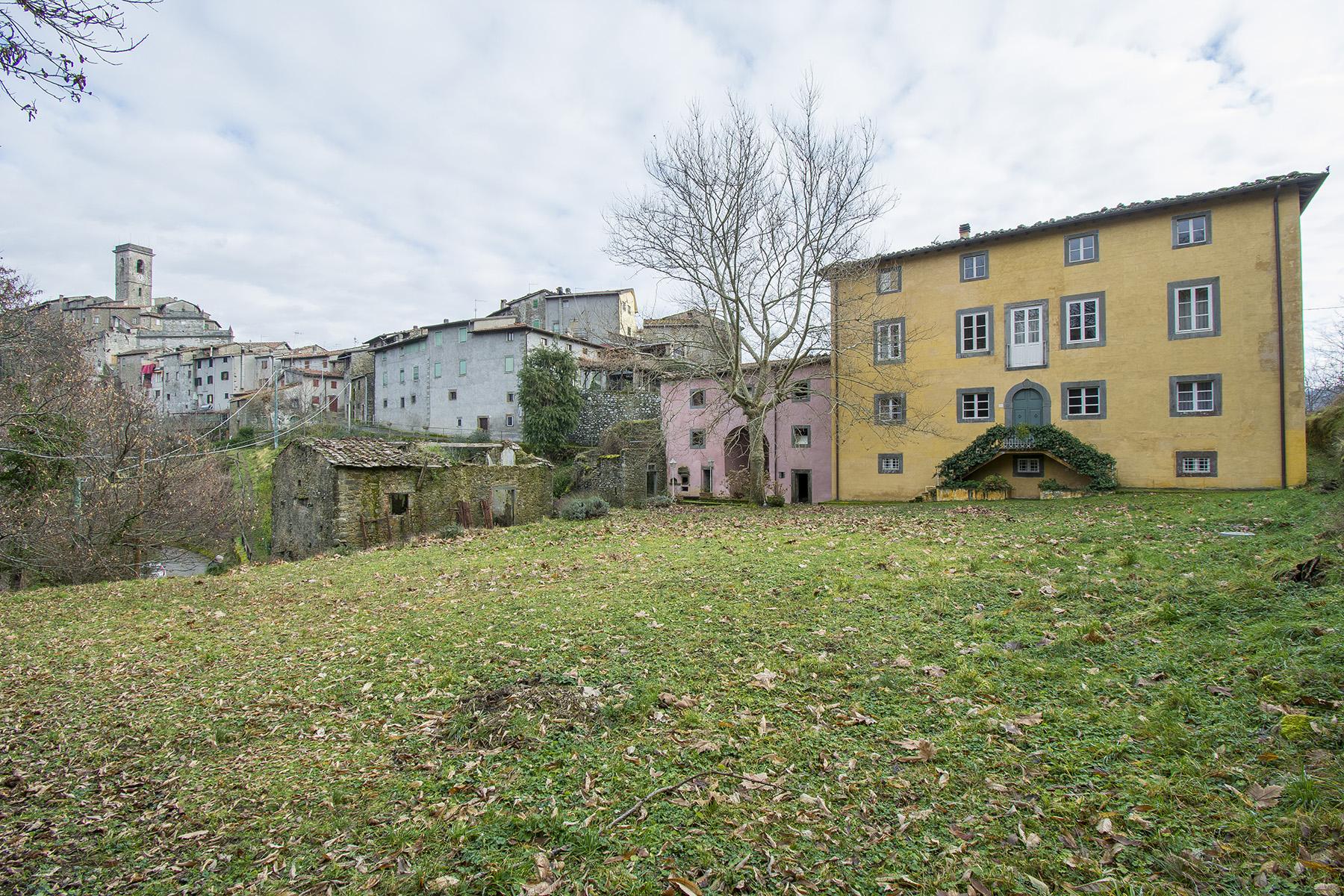 Villa in Vendita a Coreglia Antelminelli: 5 locali, 940 mq - Foto 24