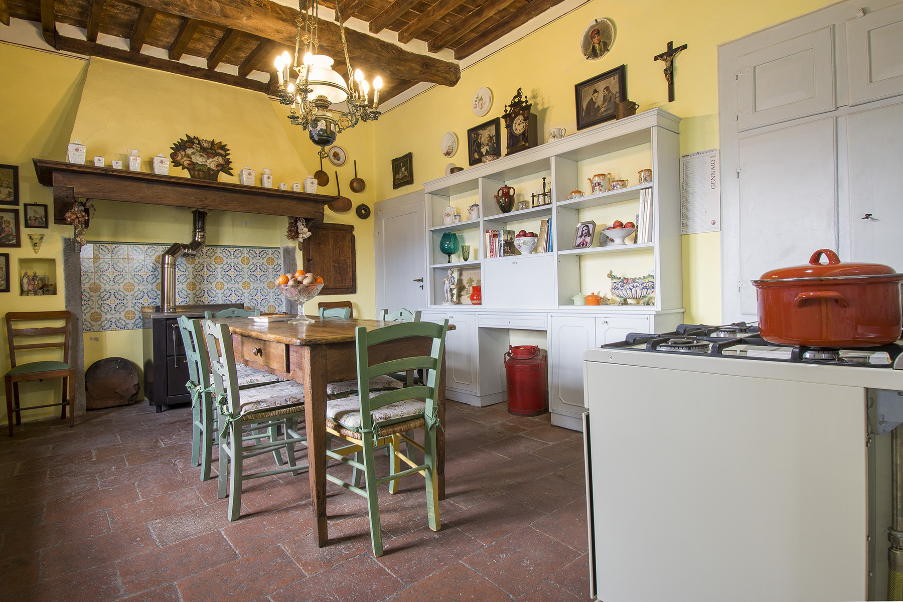 Villa in Vendita a Coreglia Antelminelli: 5 locali, 940 mq - Foto 9