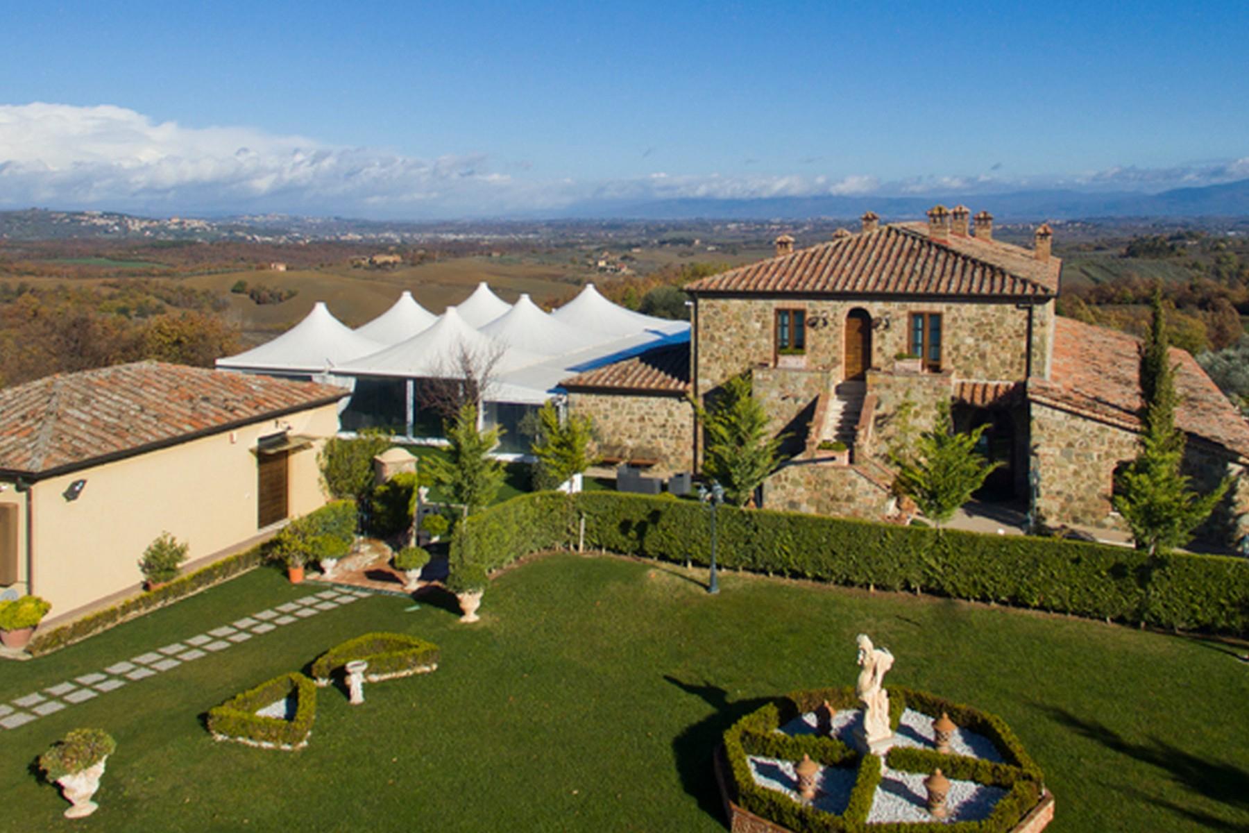 Villa in Vendita a Torrita Di Siena: 5 locali, 800 mq - Foto 21