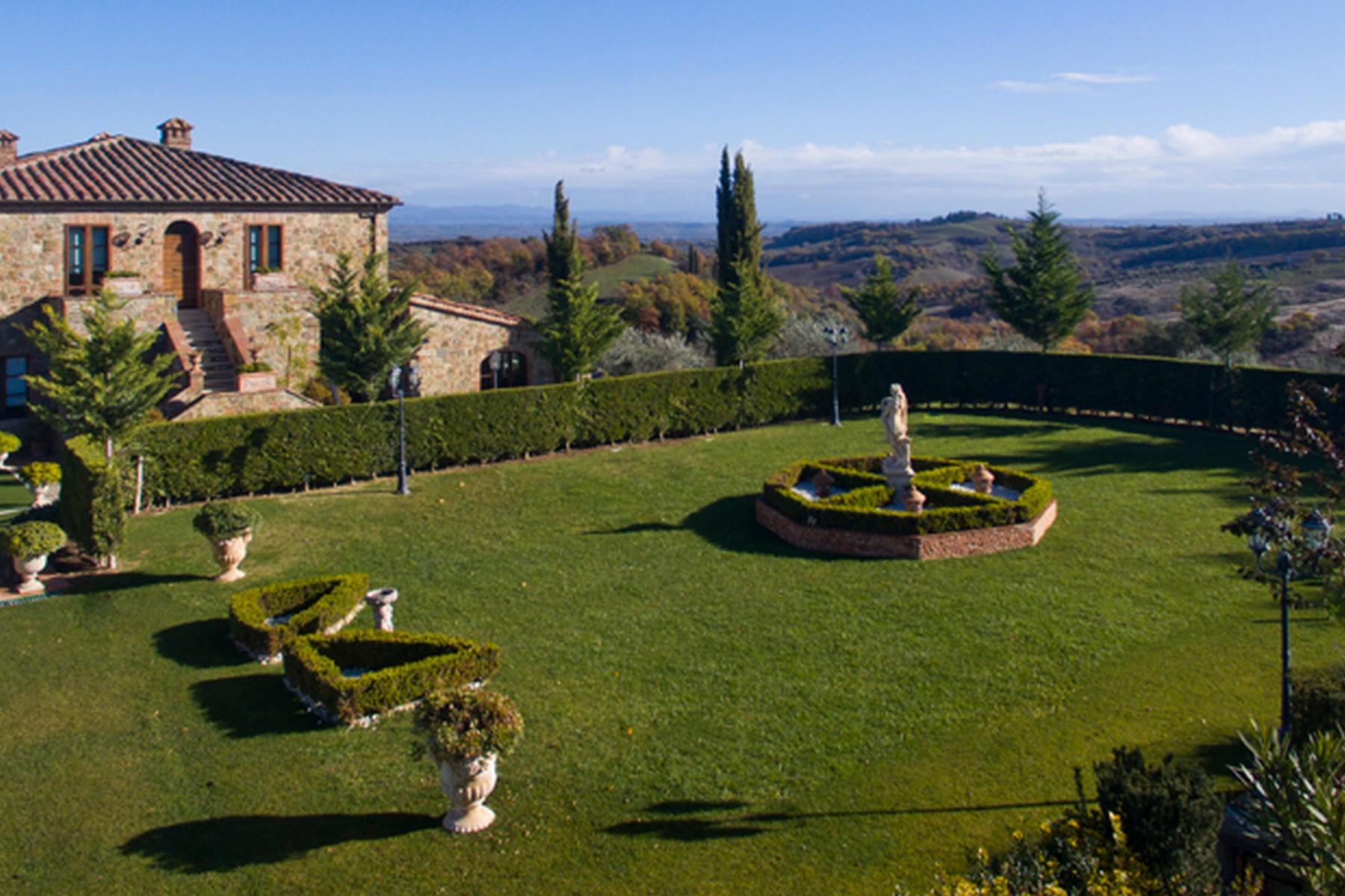 Villa in Vendita a Torrita Di Siena: 5 locali, 800 mq - Foto 12