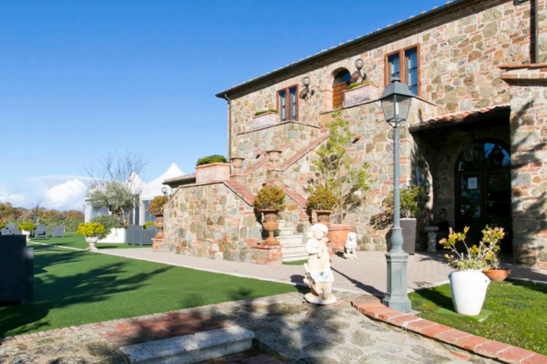 Villa in Vendita a Torrita Di Siena: 5 locali, 800 mq - Foto 16