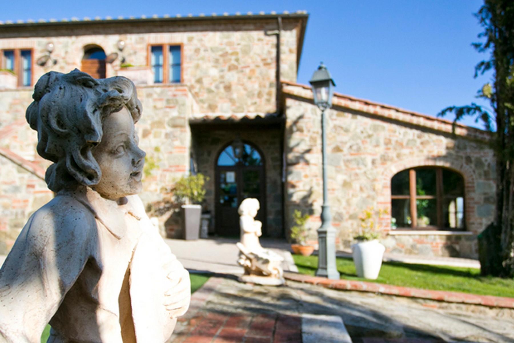 Villa in Vendita a Torrita Di Siena: 5 locali, 800 mq - Foto 17