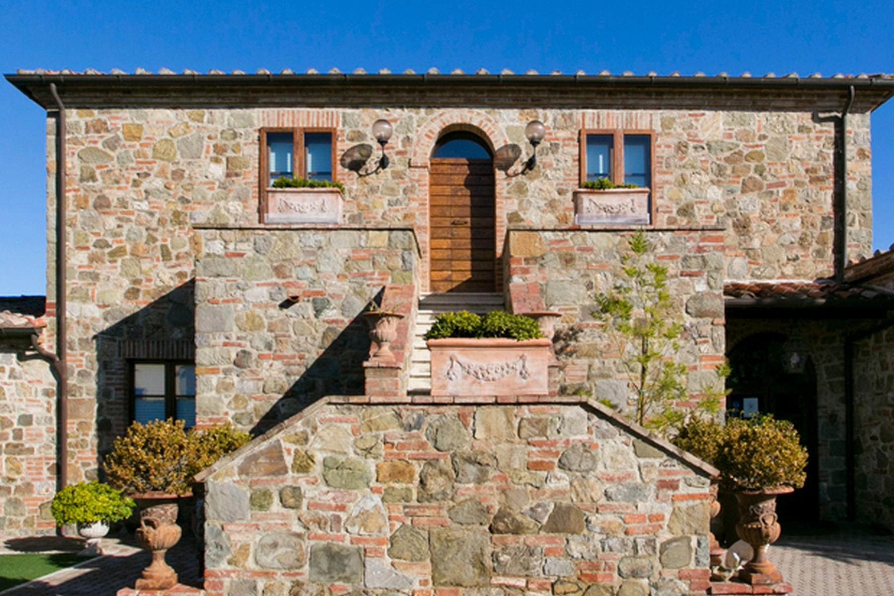 Villa in Vendita a Torrita Di Siena: 5 locali, 800 mq - Foto 19