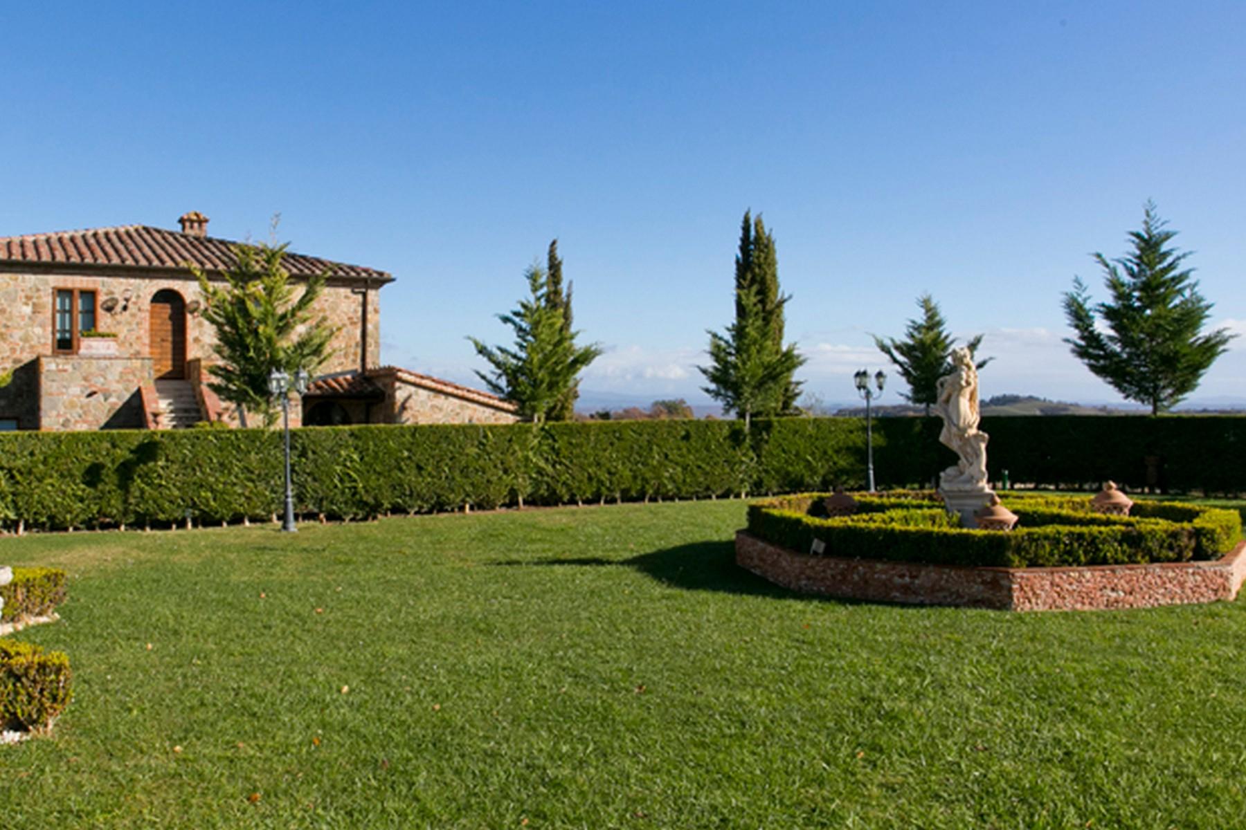 Villa in Vendita a Torrita Di Siena: 5 locali, 800 mq - Foto 24