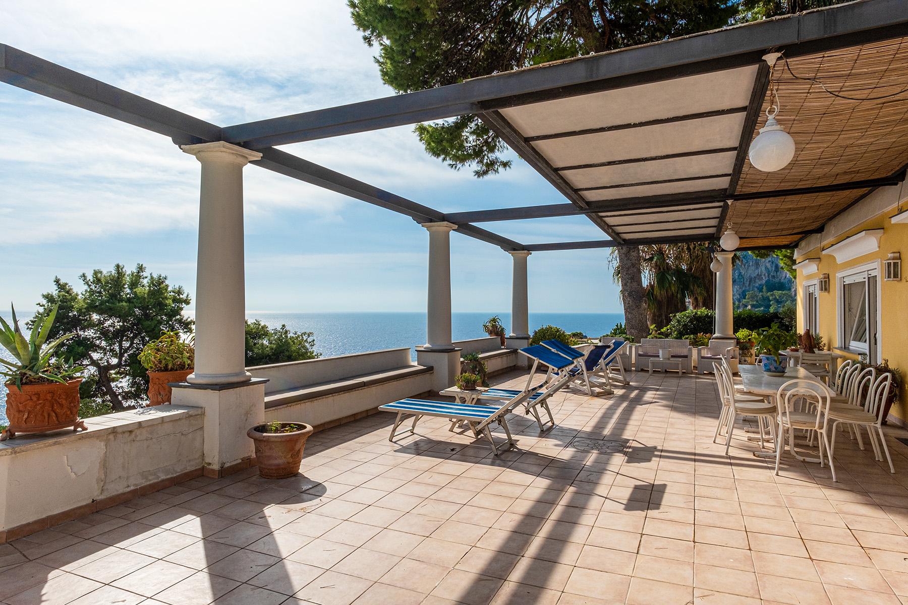 Villa in Vendita a Capri: 5 locali, 200 mq - Foto 1