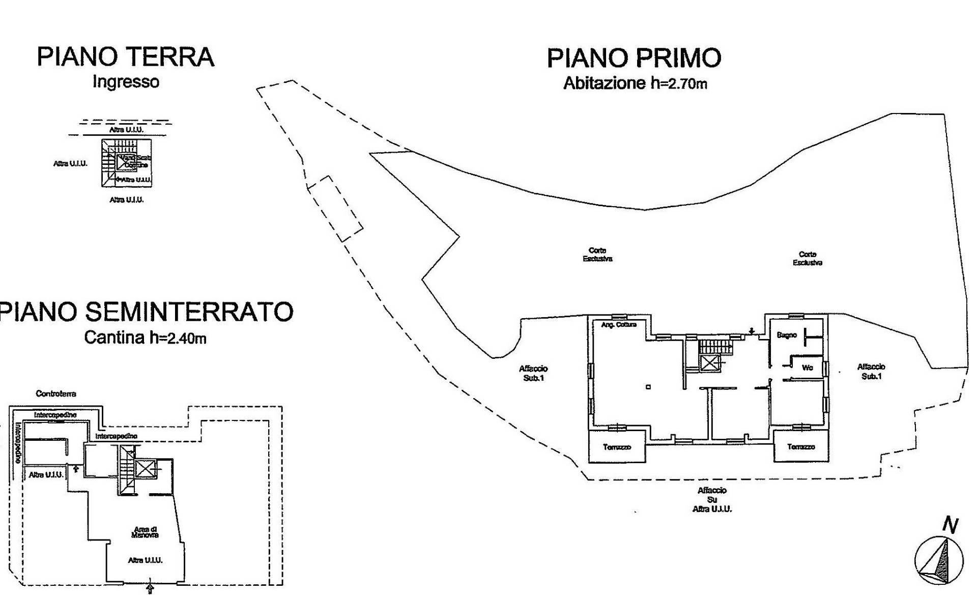Appartamento in Vendita a Imperia: 4 locali, 210 mq - Foto 20