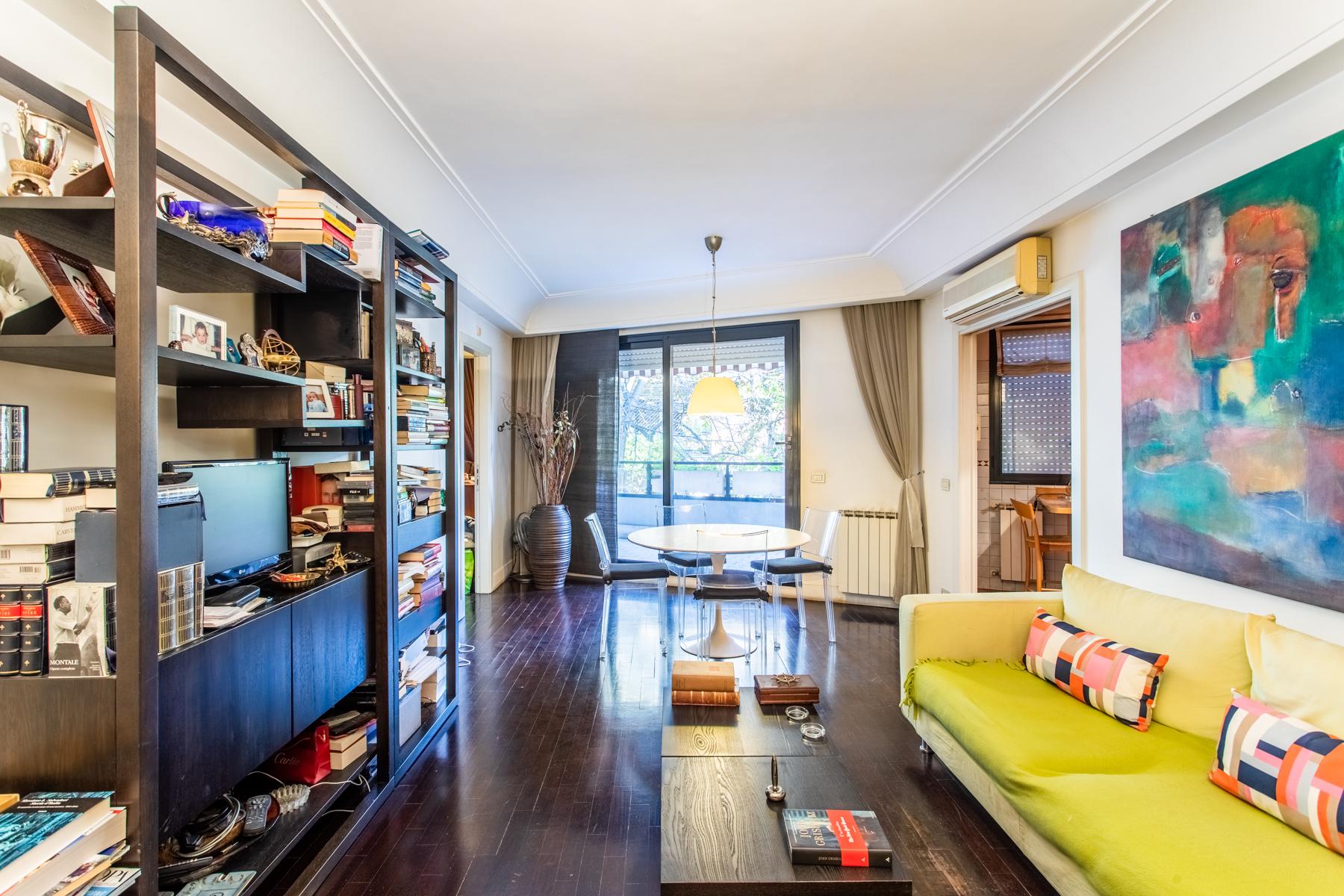 Appartamento in Vendita a Roma via della farnesina