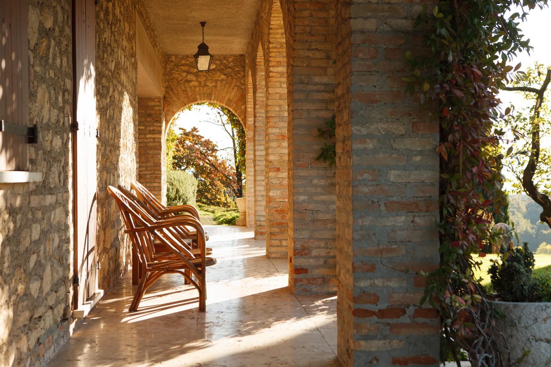 Villa in Vendita a San Zenone Degli Ezzelini: 5 locali, 1000 mq - Foto 9