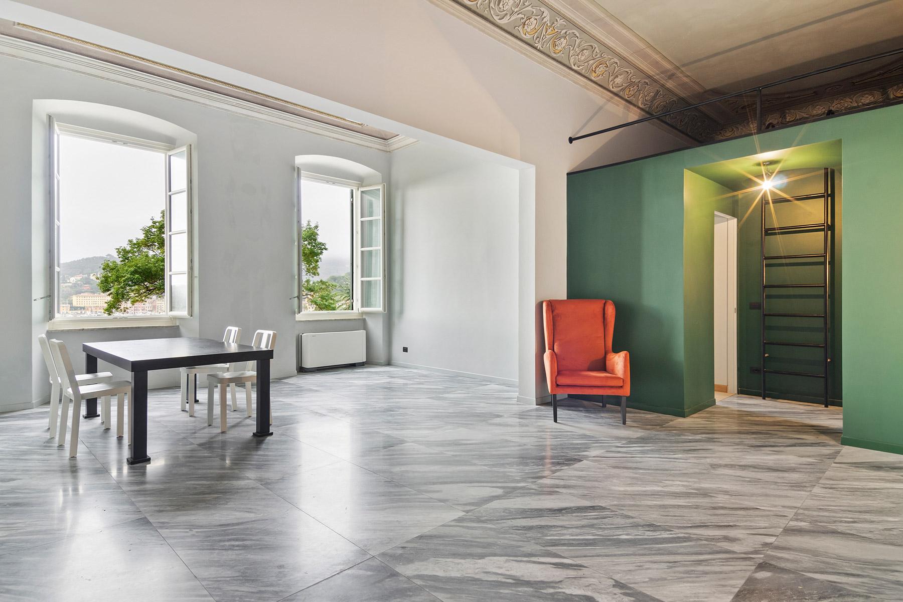 Appartamento in Vendita a Santa Margherita Ligure: 5 locali, 150 mq - Foto 2