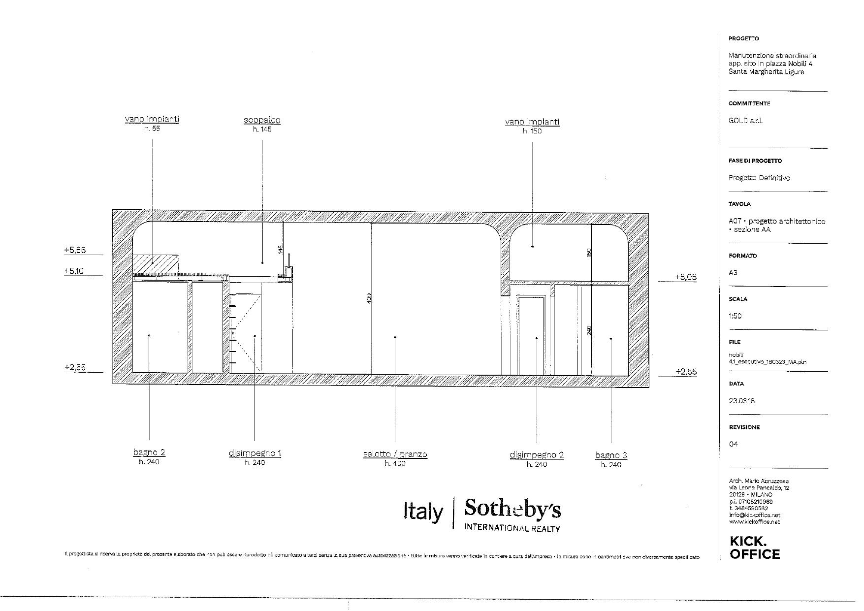 Appartamento in Vendita a Santa Margherita Ligure: 5 locali, 150 mq - Foto 25