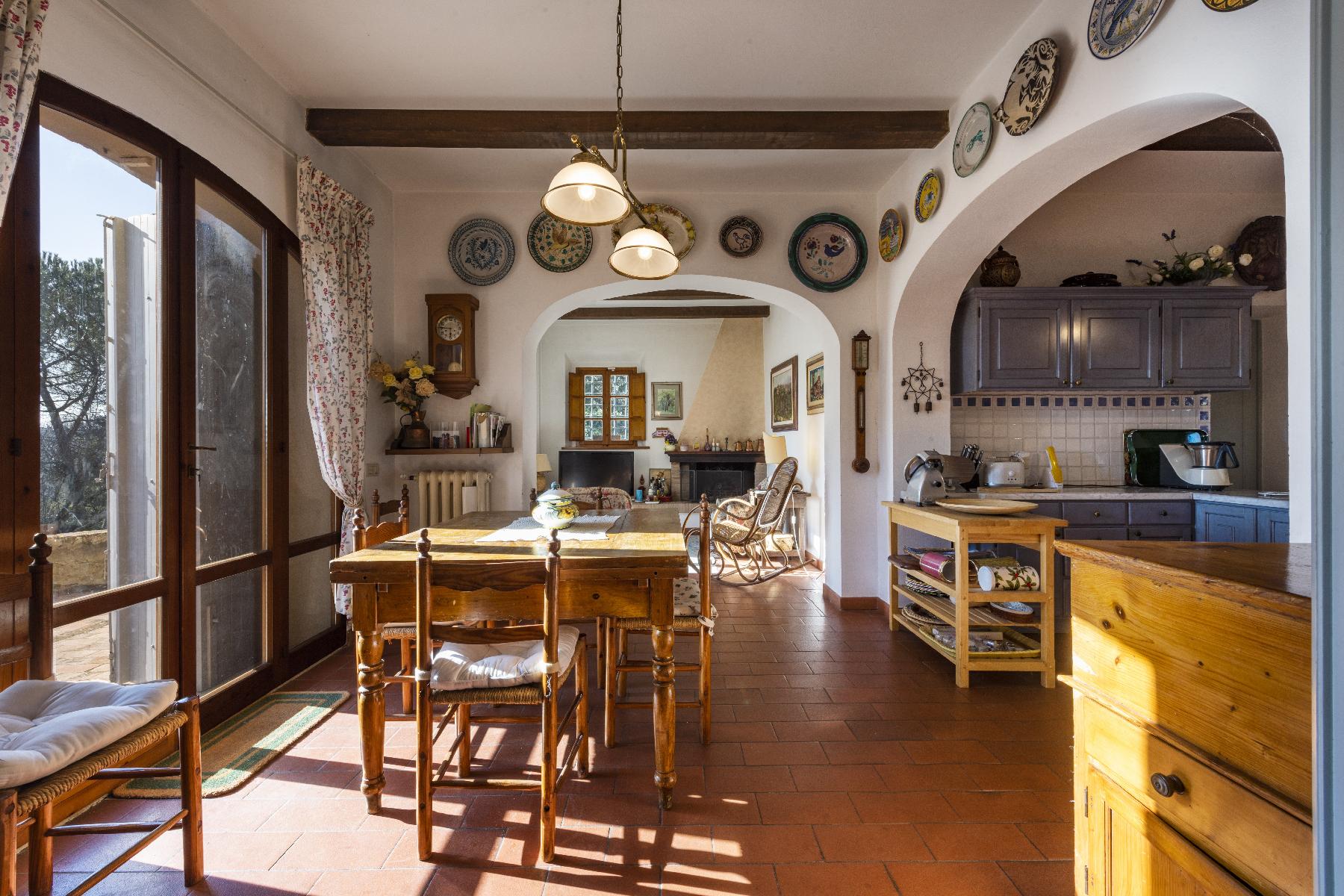 Villa in Vendita a Montopoli In Val D'Arno: 5 locali, 400 mq - Foto 15