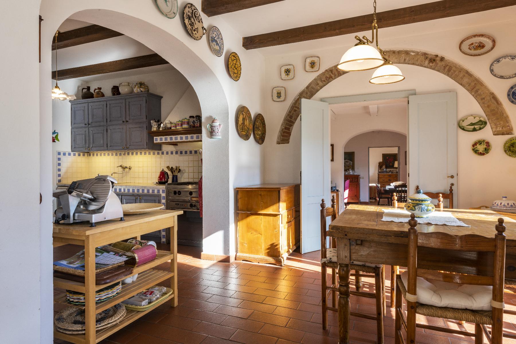 Villa in Vendita a Montopoli In Val D'Arno: 5 locali, 400 mq - Foto 16
