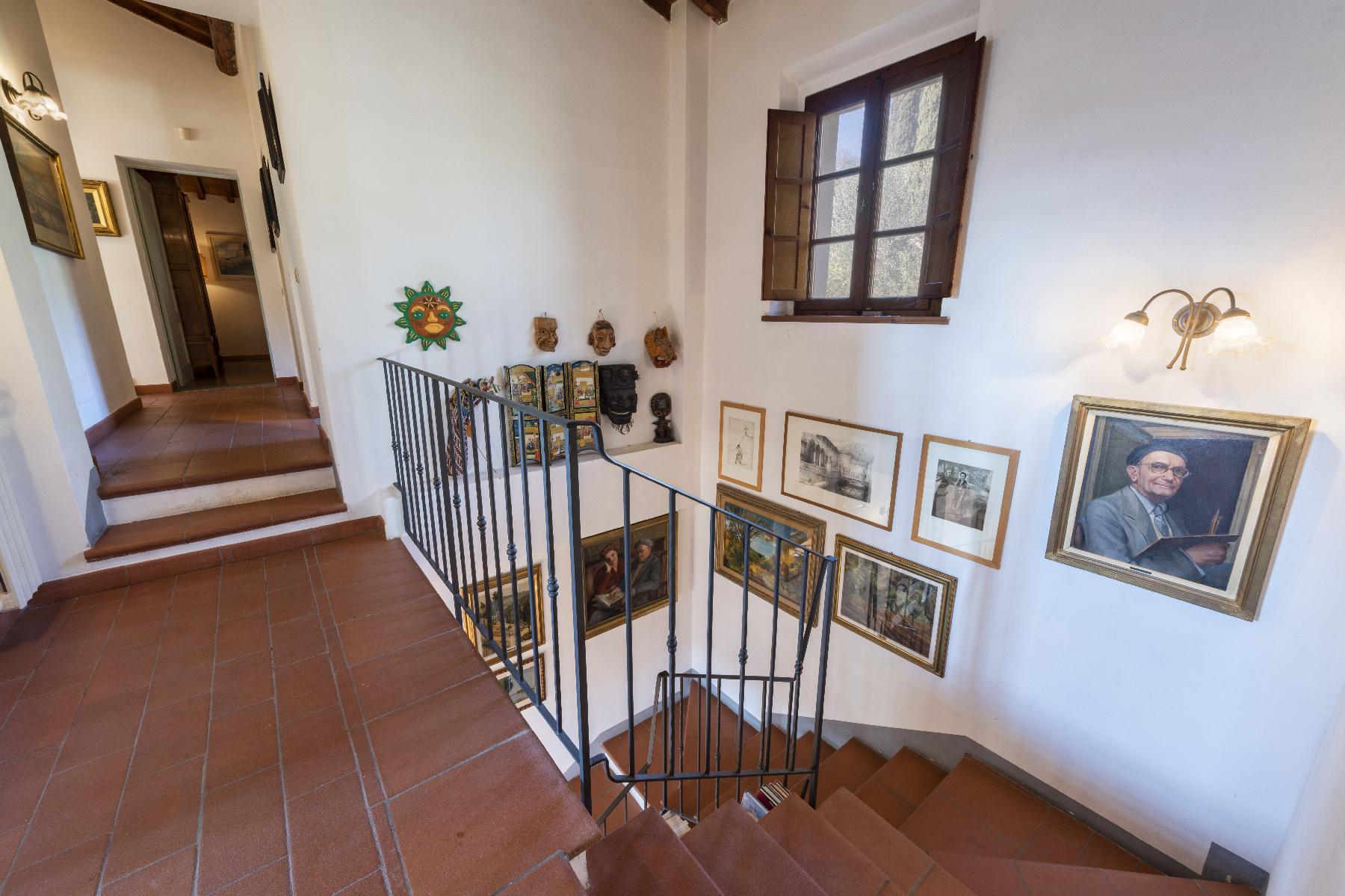 Villa in Vendita a Montopoli In Val D'Arno: 5 locali, 400 mq - Foto 24