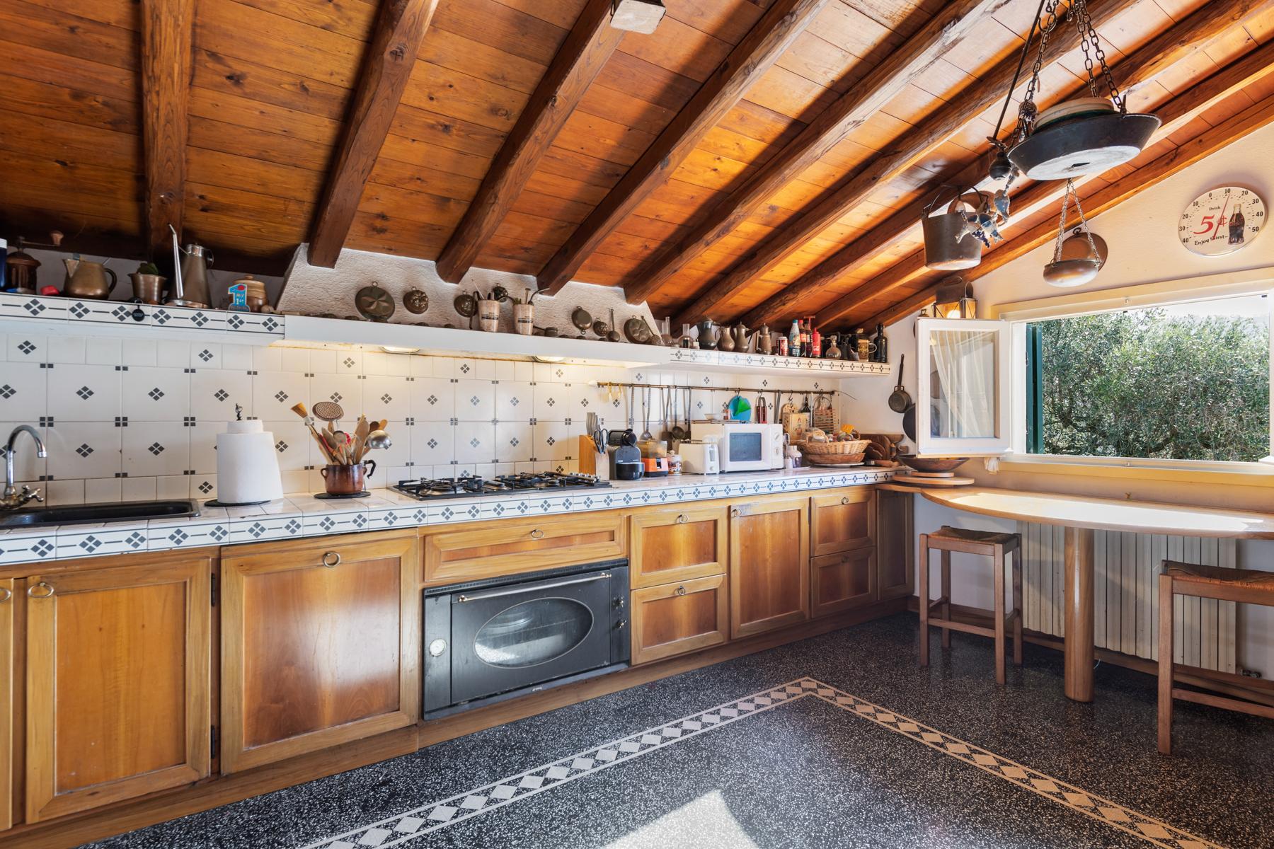 Villa in Vendita a Rapallo: 5 locali, 395 mq - Foto 7