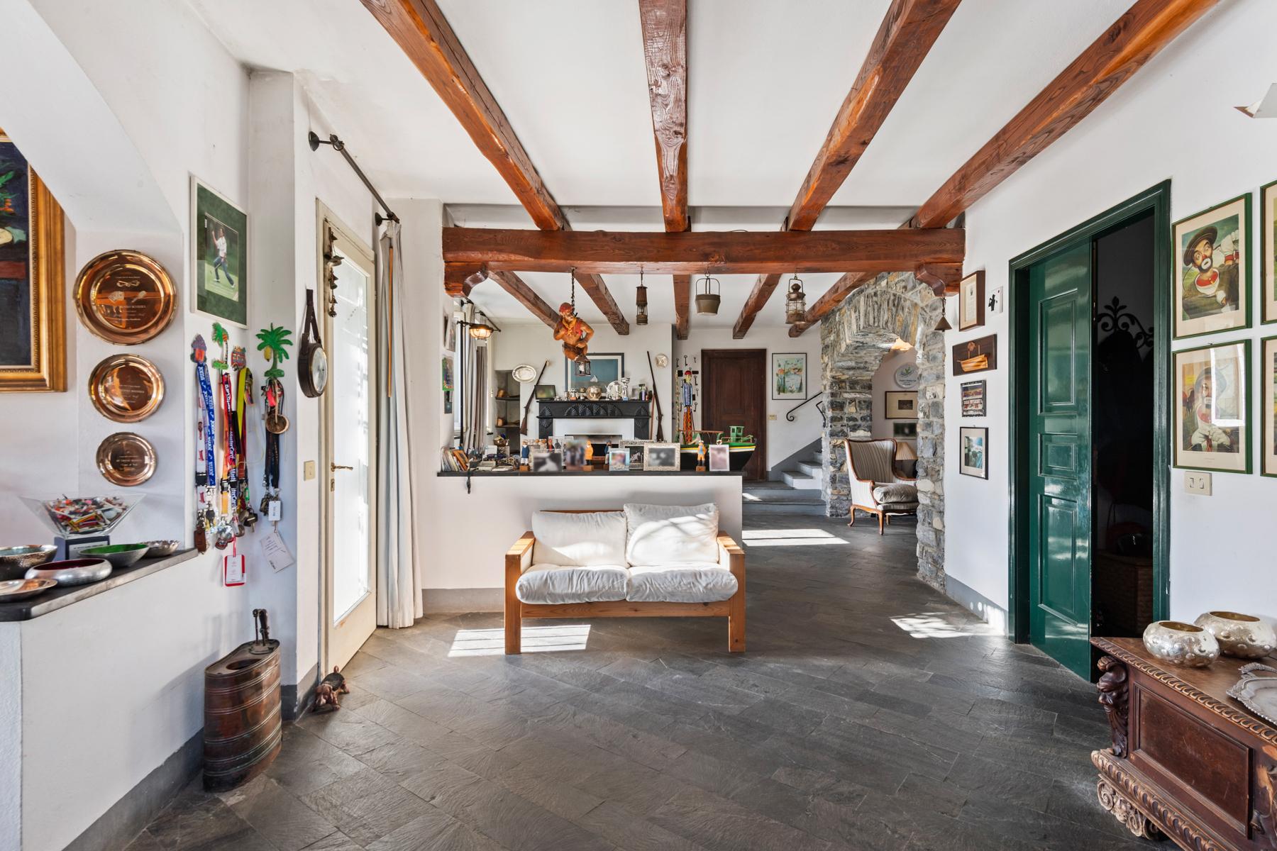 Villa in Vendita a Rapallo: 5 locali, 395 mq - Foto 4