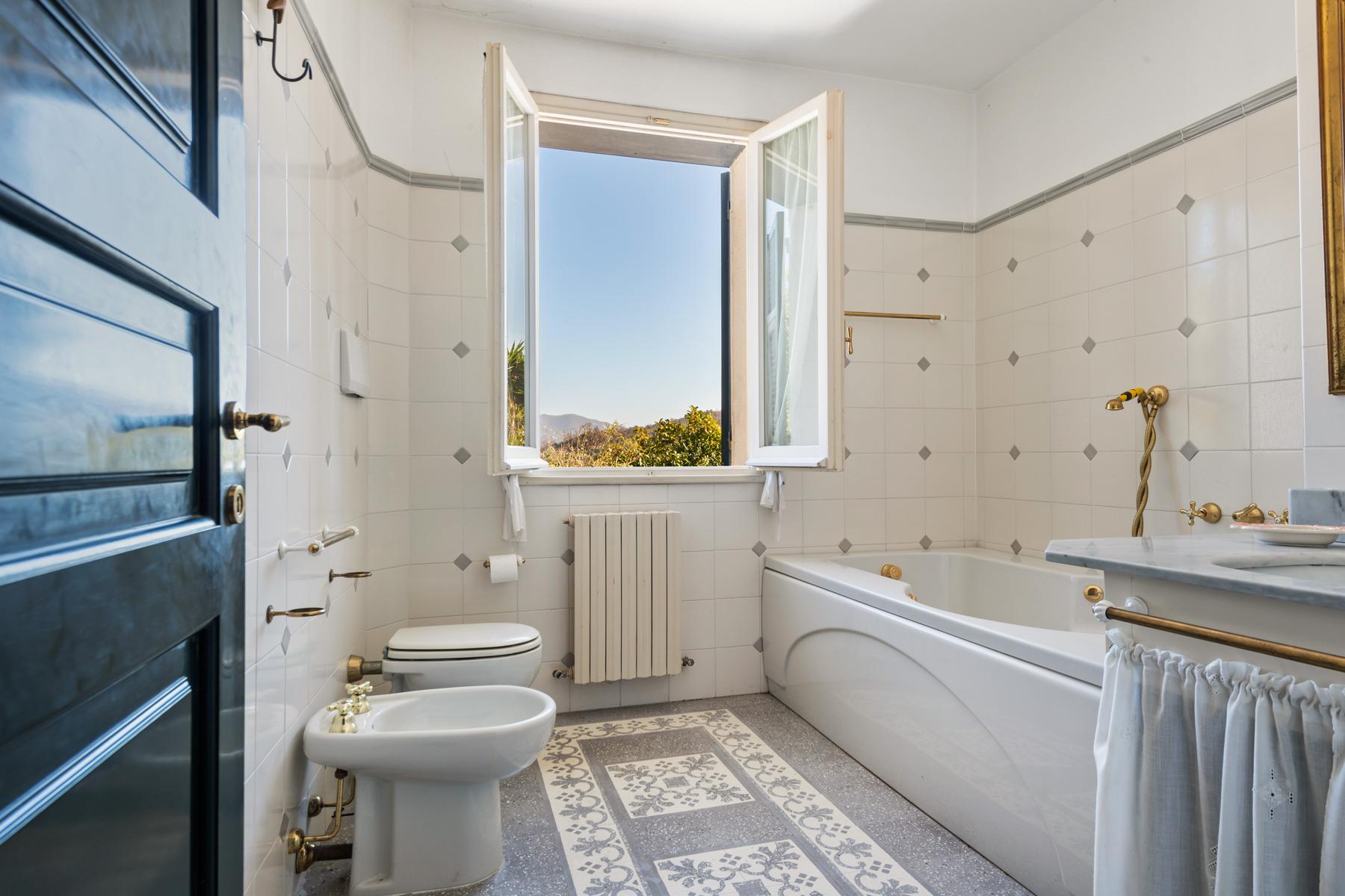 Villa in Vendita a Rapallo: 5 locali, 395 mq - Foto 11