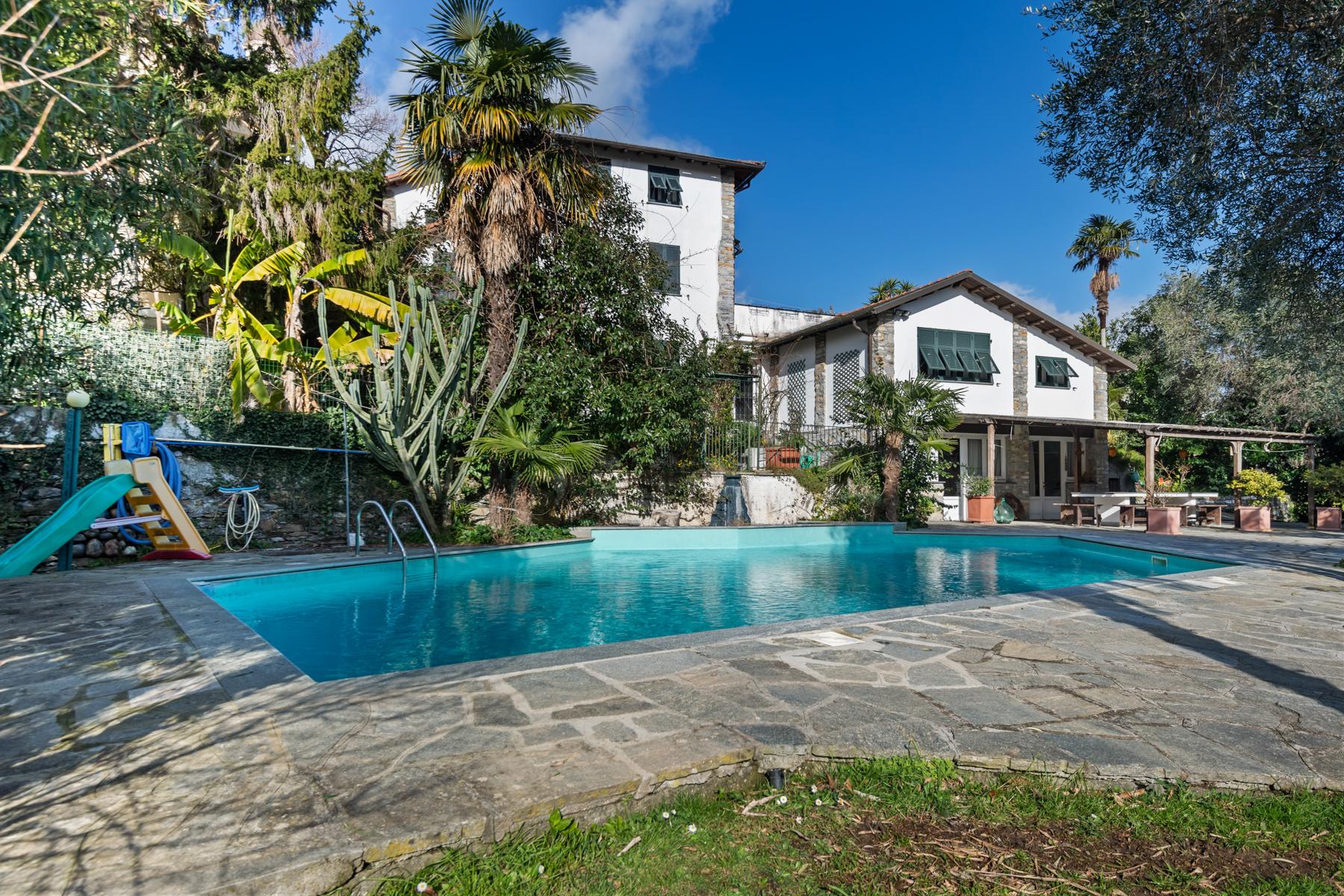 Villa in Vendita a Rapallo: 5 locali, 395 mq - Foto 13