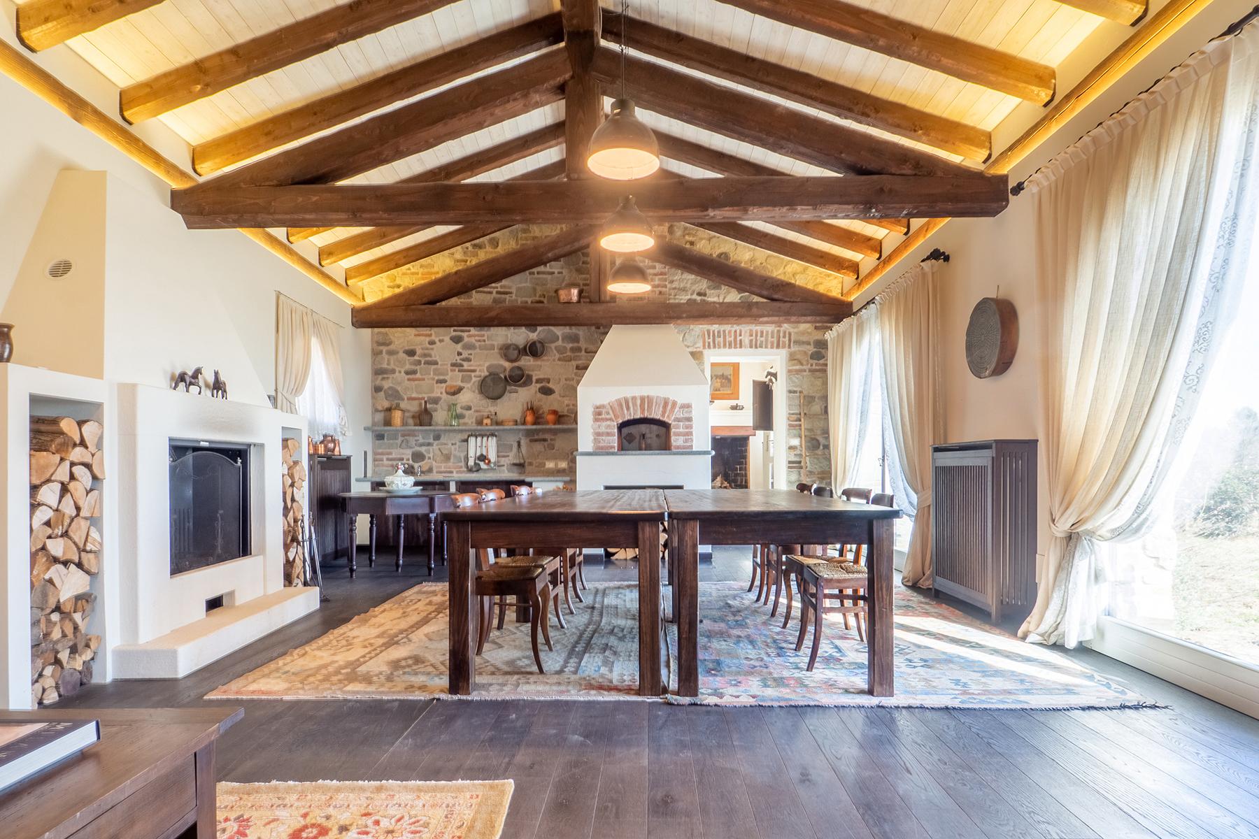 Villa in Vendita a Pettinengo: 5 locali, 412 mq - Foto 5