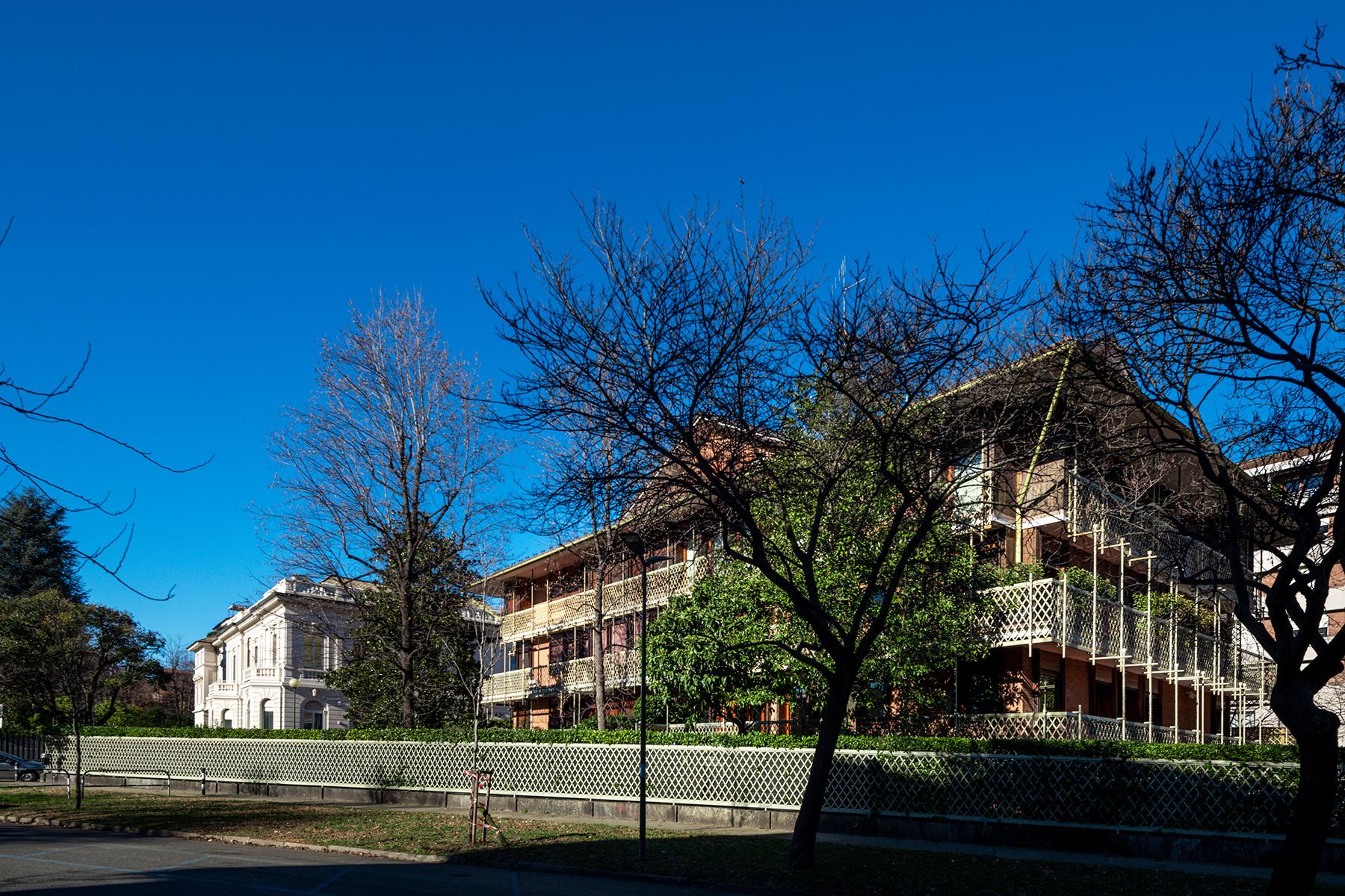 Appartamento in Vendita a Torino corso rodolfo montevecchio